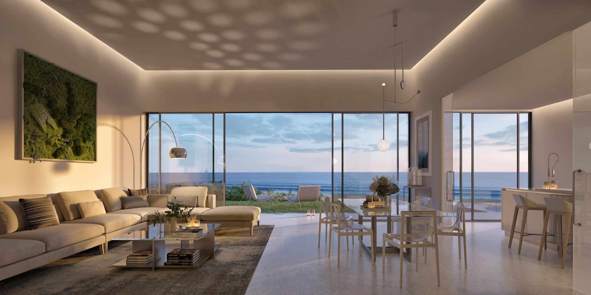 luxus penth user und wohnungen direkt am strand von estepona zu verkaufen. Black Bedroom Furniture Sets. Home Design Ideas