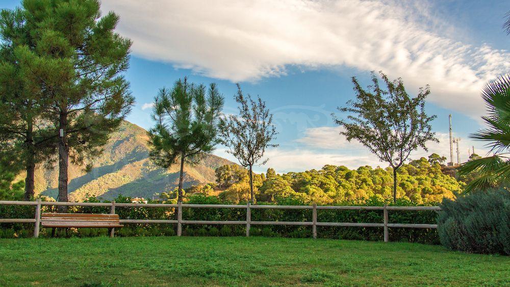 Impresionante finca con mansión a sólo 1 Km de Istán y 10 minutos de Marbella