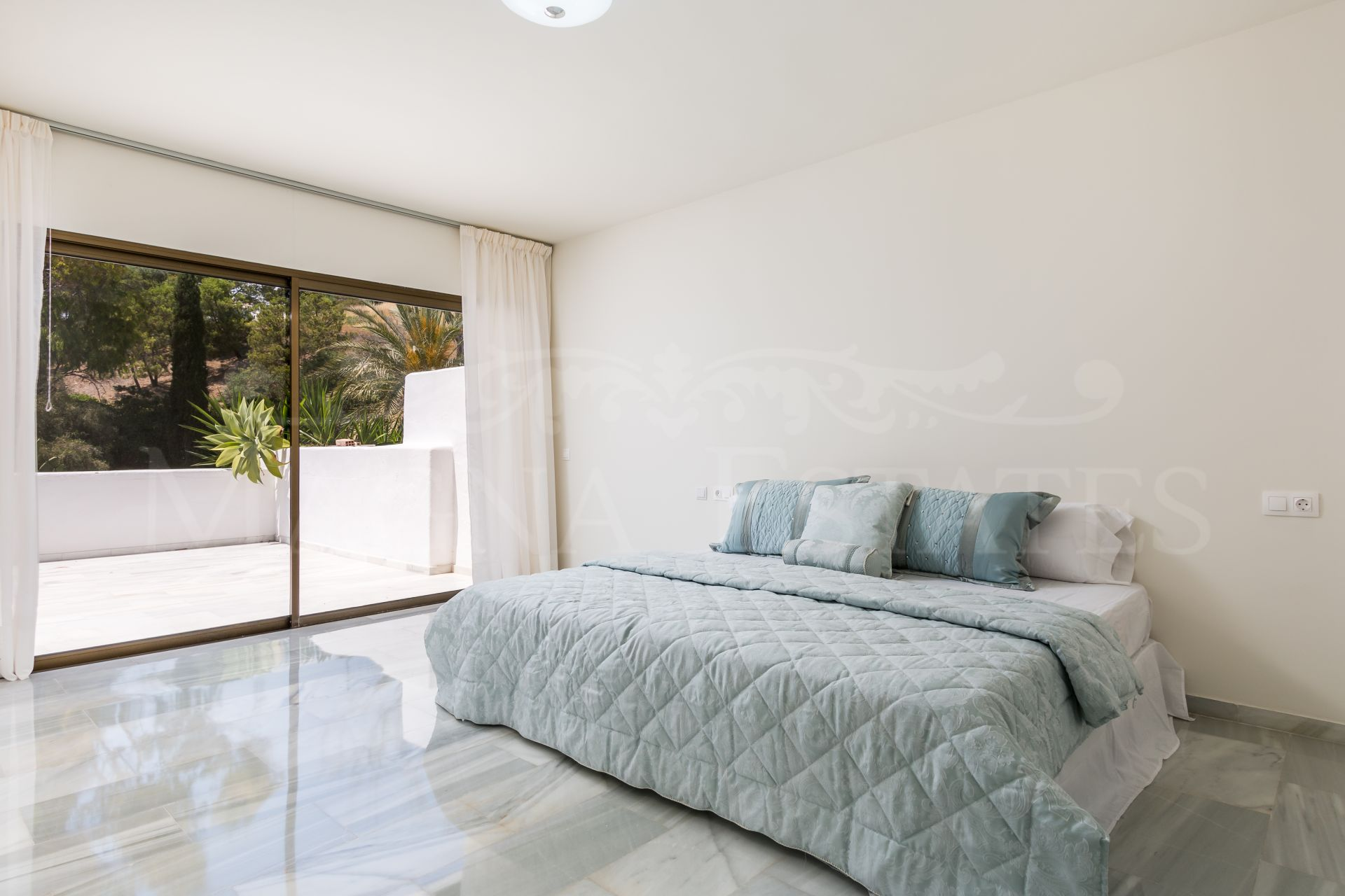 Newly renovated apartment in Las Lomas del Marbella Club