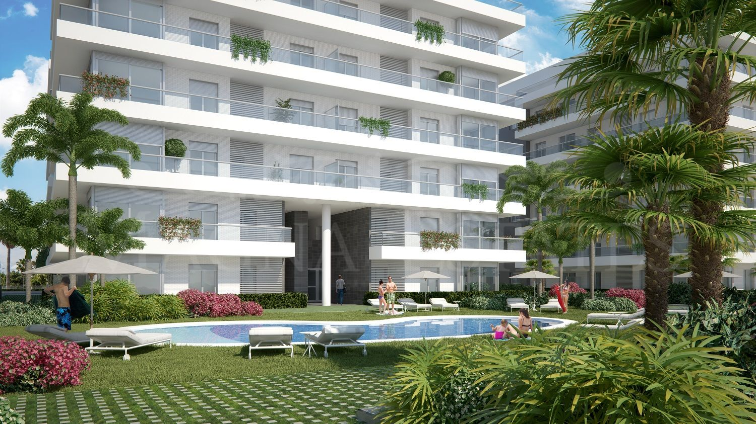 Brand new apartments in Nueva Andalucia - Guadaiza