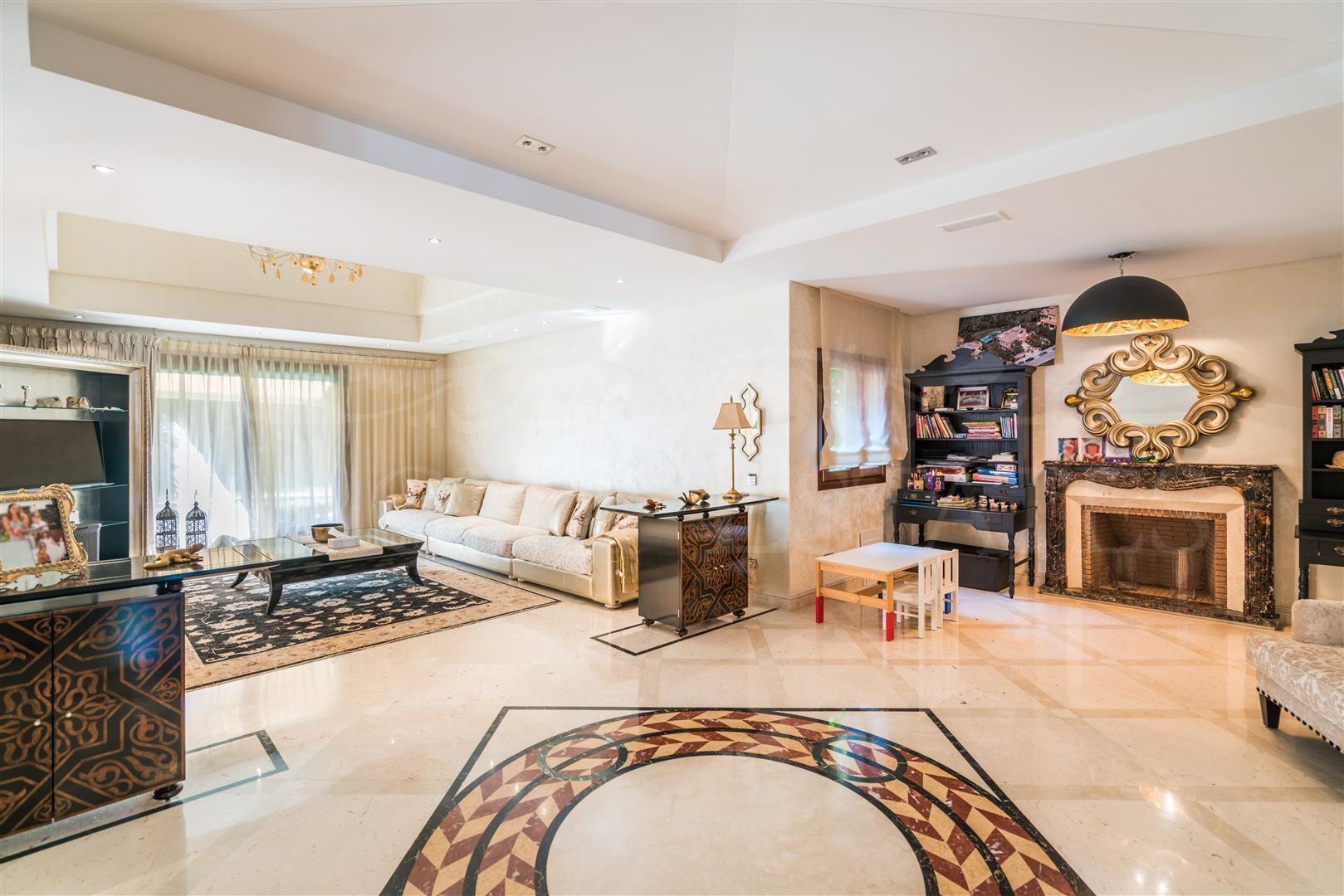 Villa clásica en plena milla de oro de Marbella