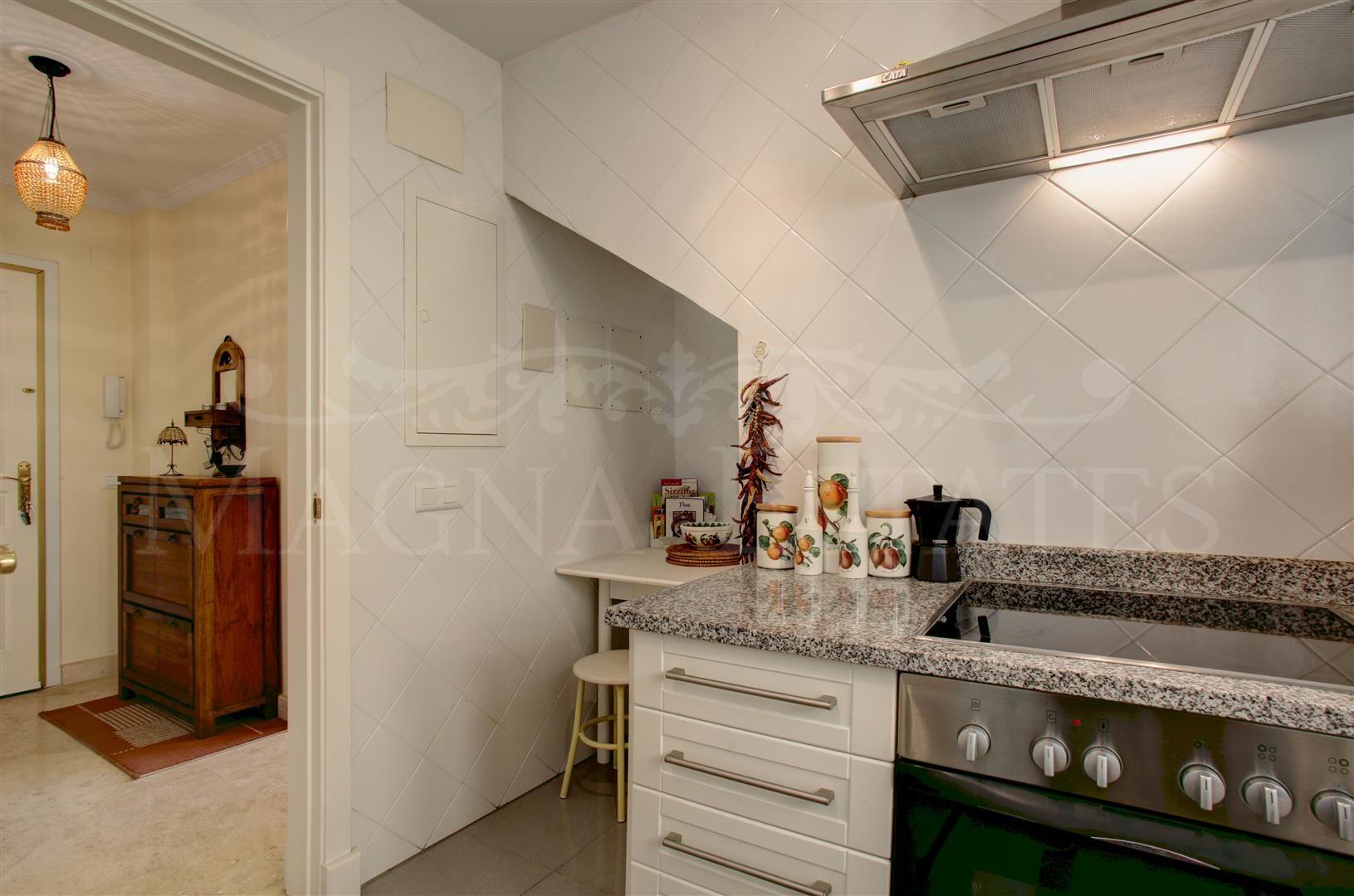 Duplex Penthouse in Nagüeles in very quiet urbanization