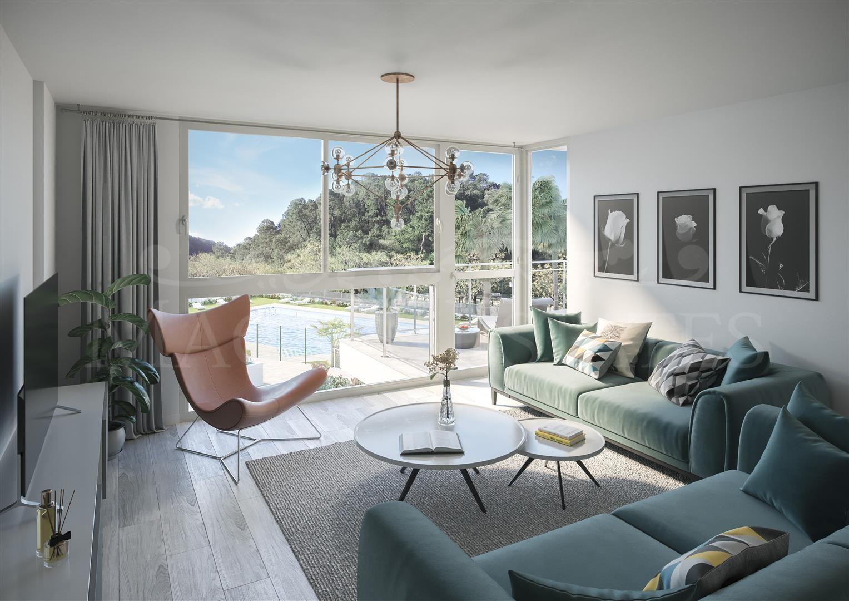 Luxury apartments in Benahavís