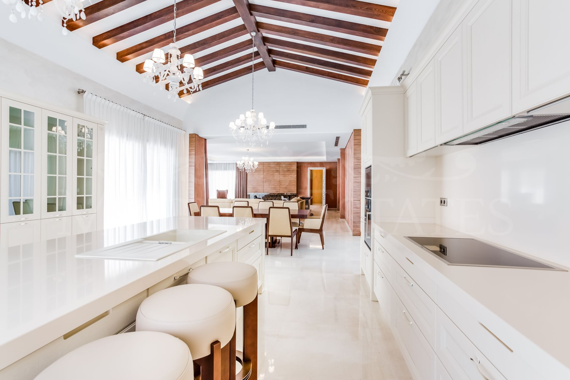 Large remodeled villa on the first line of Los Naranjos Golf, Marbella