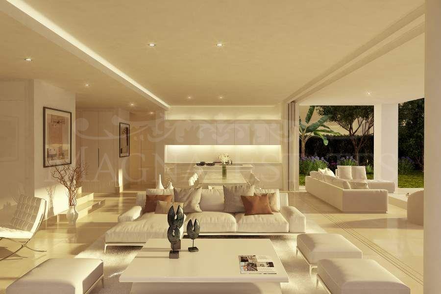 Villa modern style in La Finca de Marbella - Rio Real
