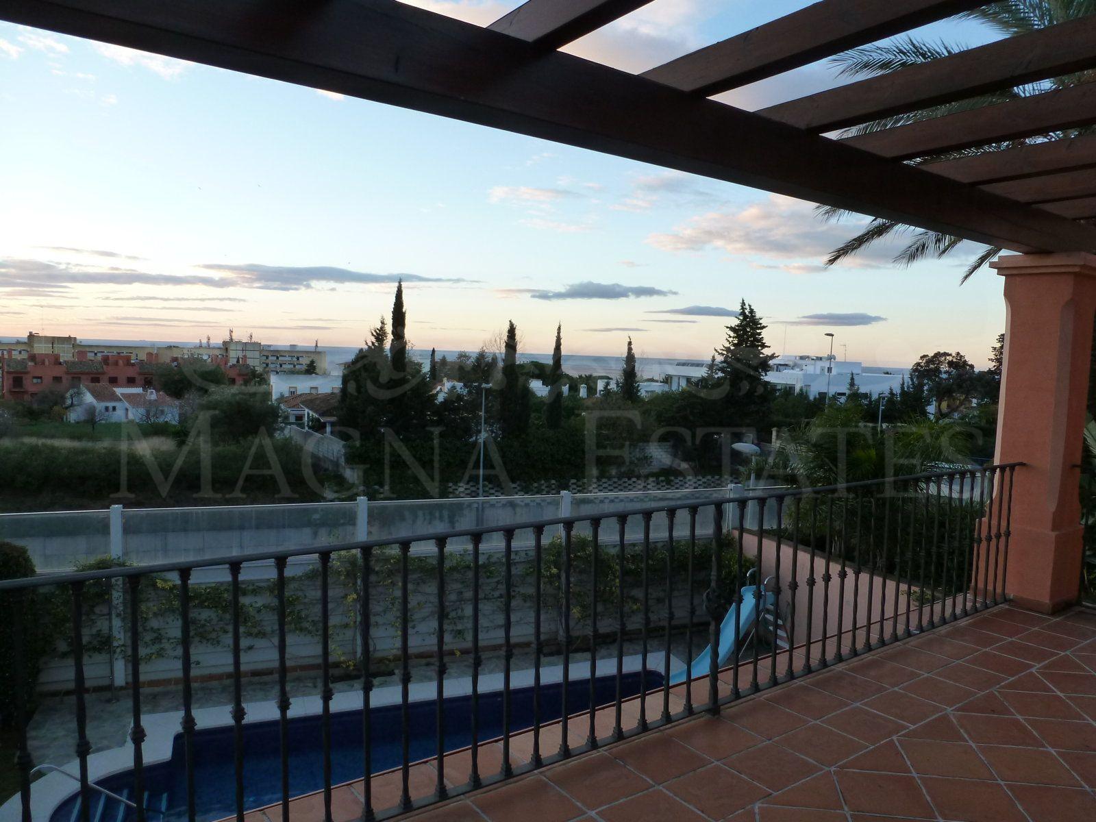 Fantástica villa en el centro de Marbella