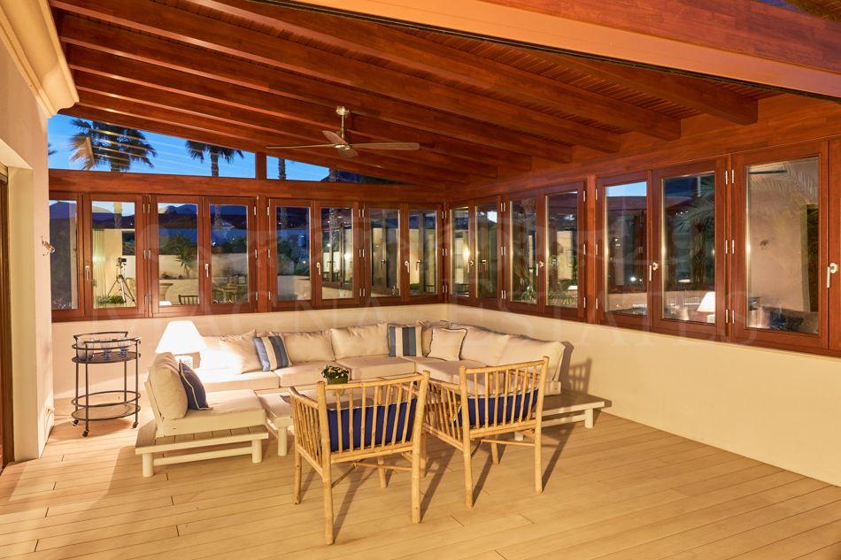 Duplex penthouse in Lomas del Rey