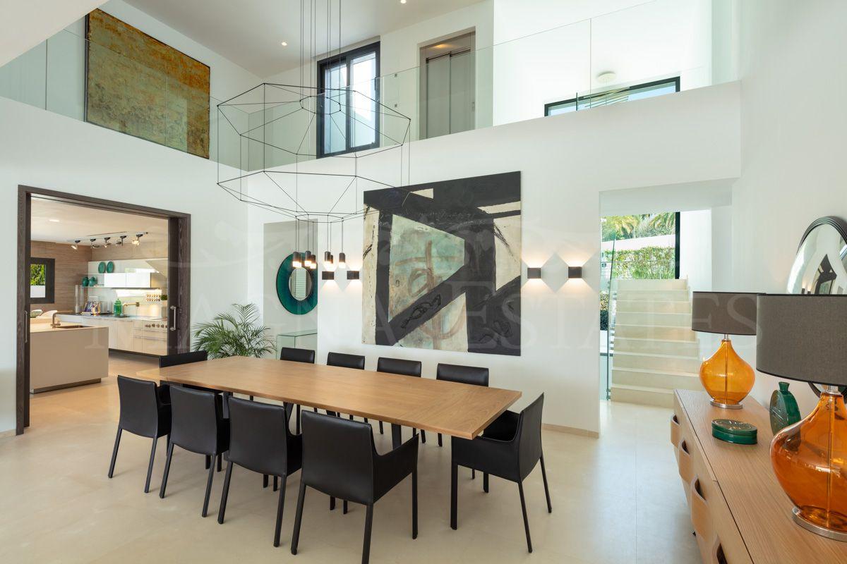 The essence of Marbella converted into a villa: sublime property in La Cerquilla