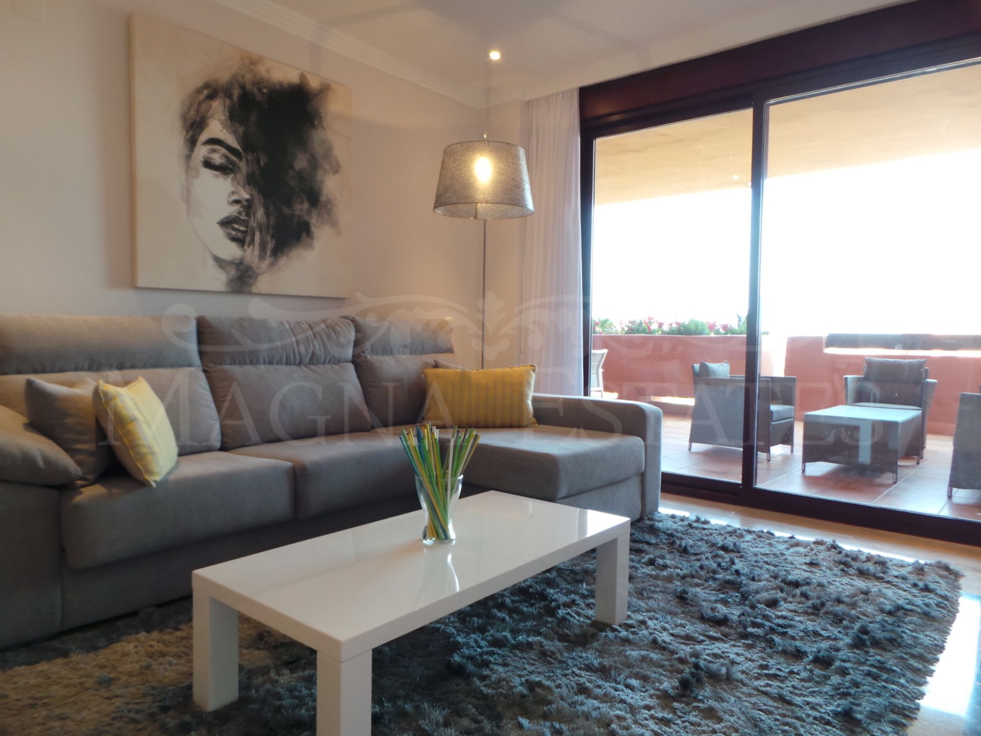 3 bedroom apartment on the New Golden Mile 250 meters from the beach