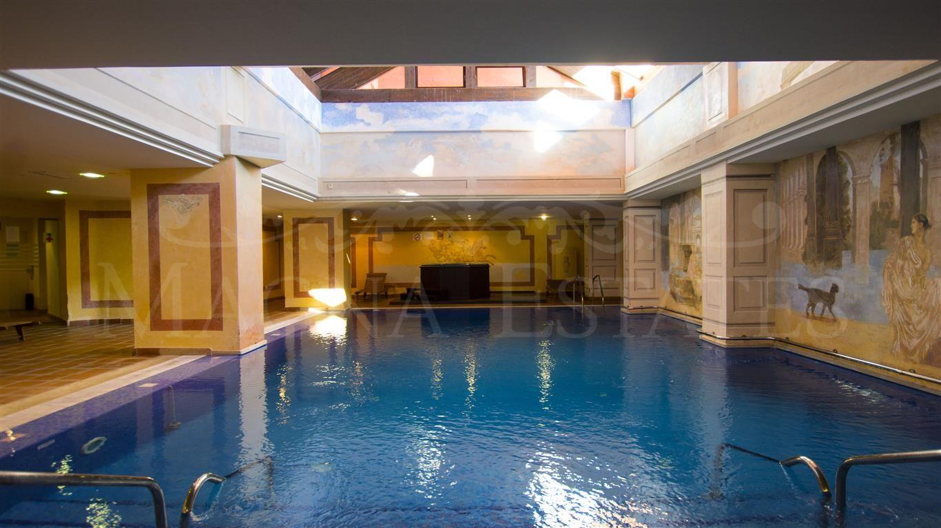 Fully furnished 3 bedroom apartment in Las Nayades, Estepona
