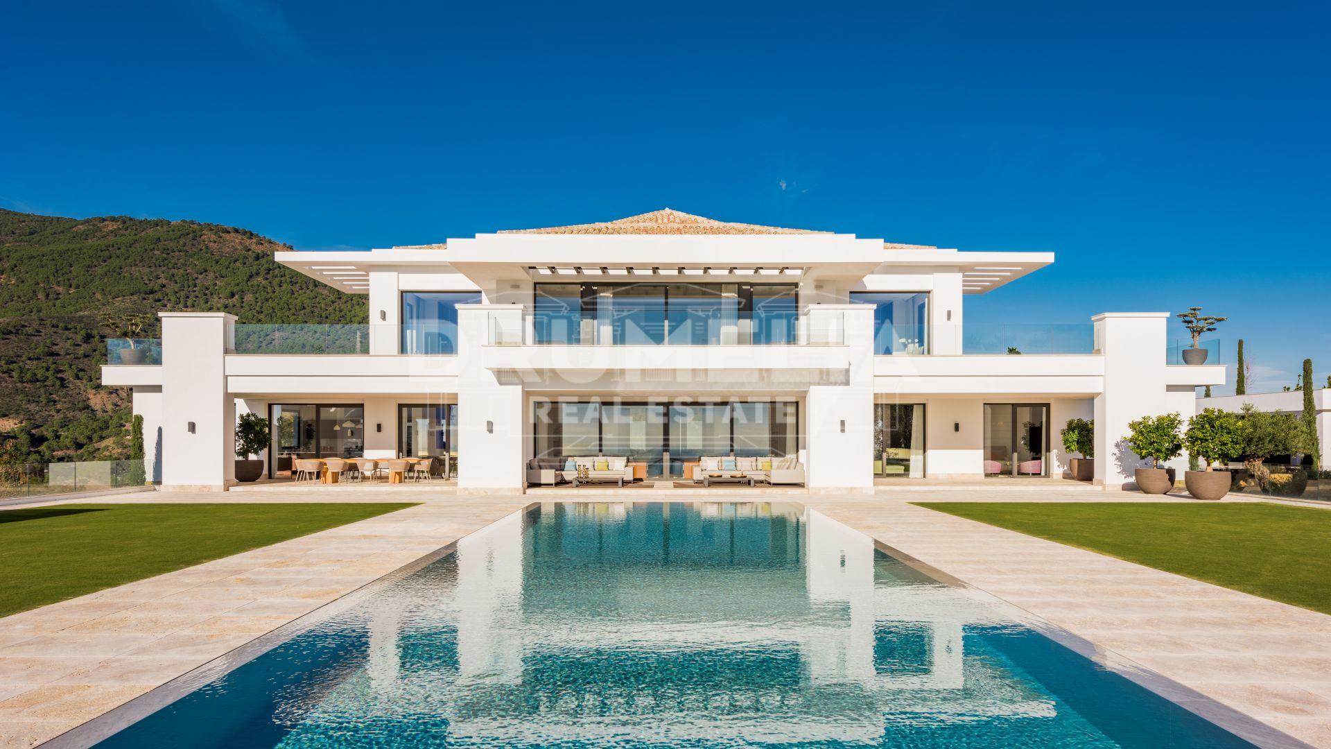 Villa in la zagaleta benahavis