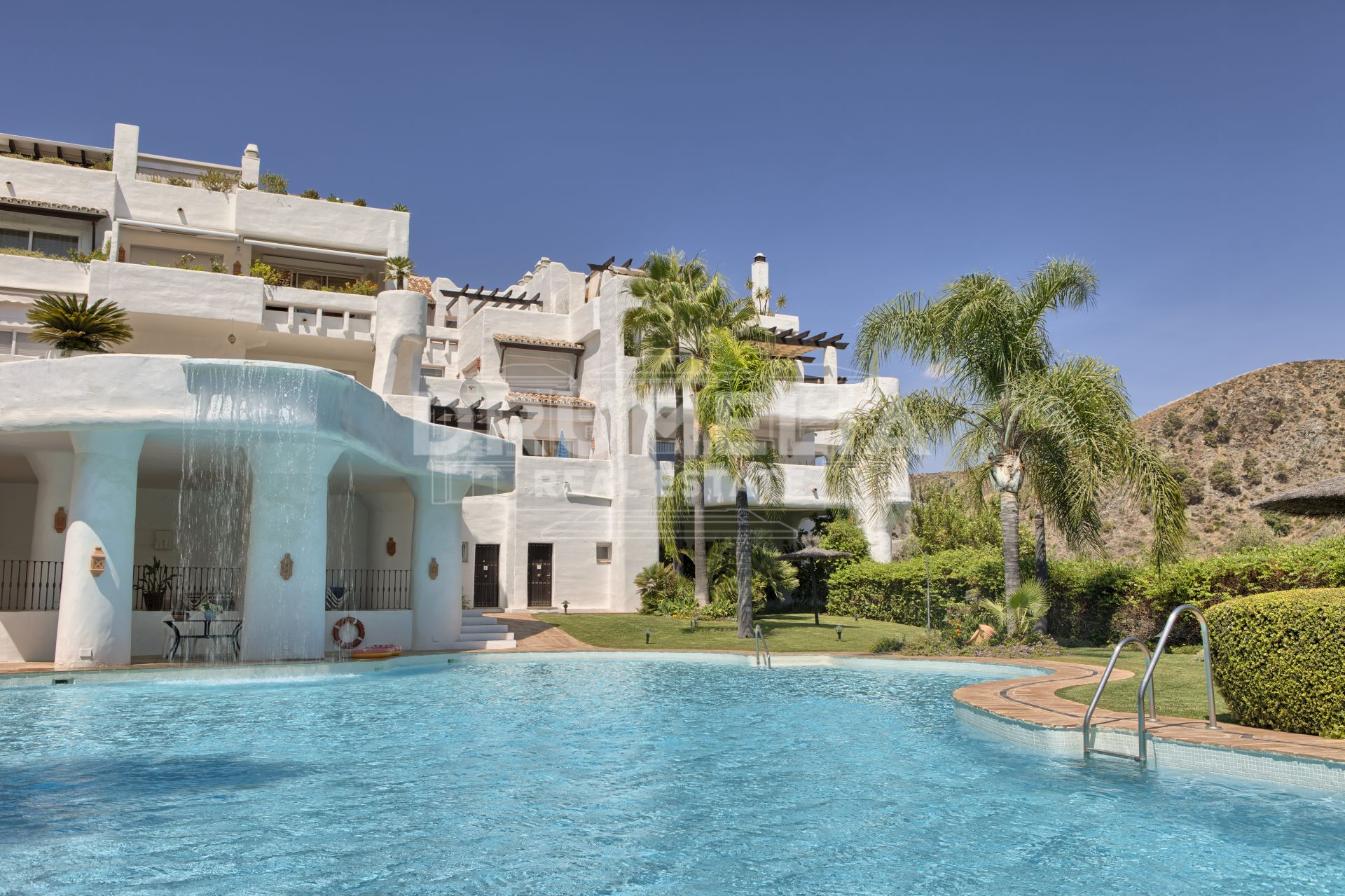 Benahavis, Elegant Ground Floor Apartment, Lomas de La Quinta, Benahavis