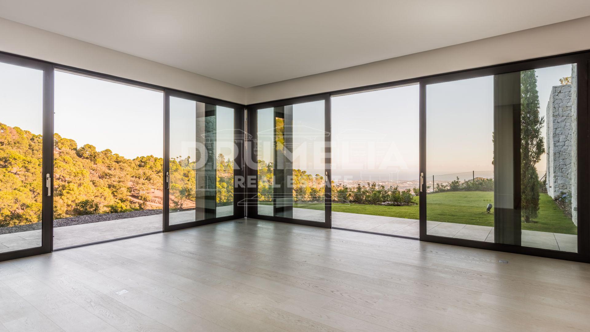 Extraordinary New ModernContemporary Villa La Zagaleta Benahavis