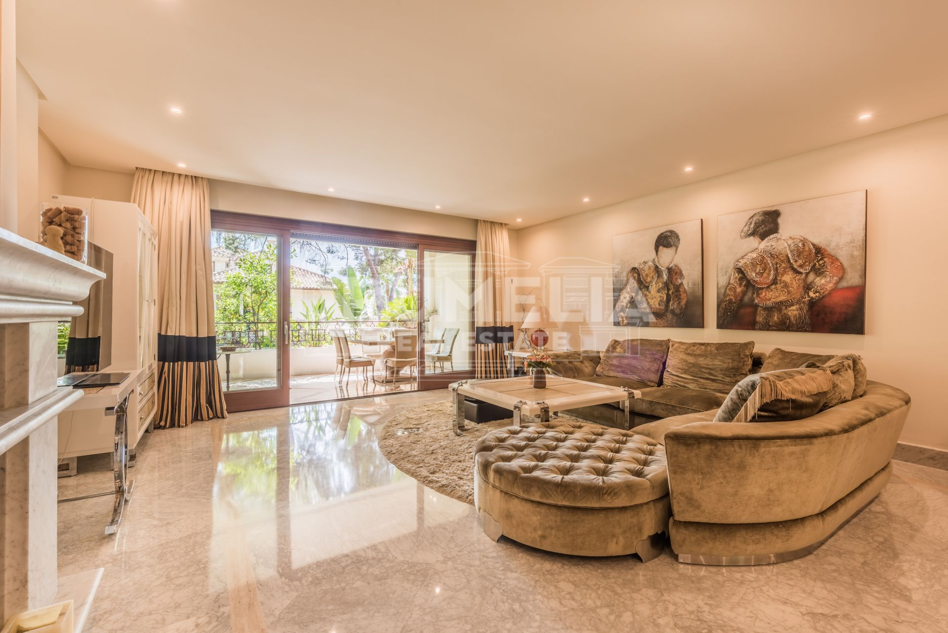 Marbella East, Fabulous Apartment in Los Monteros Playa
