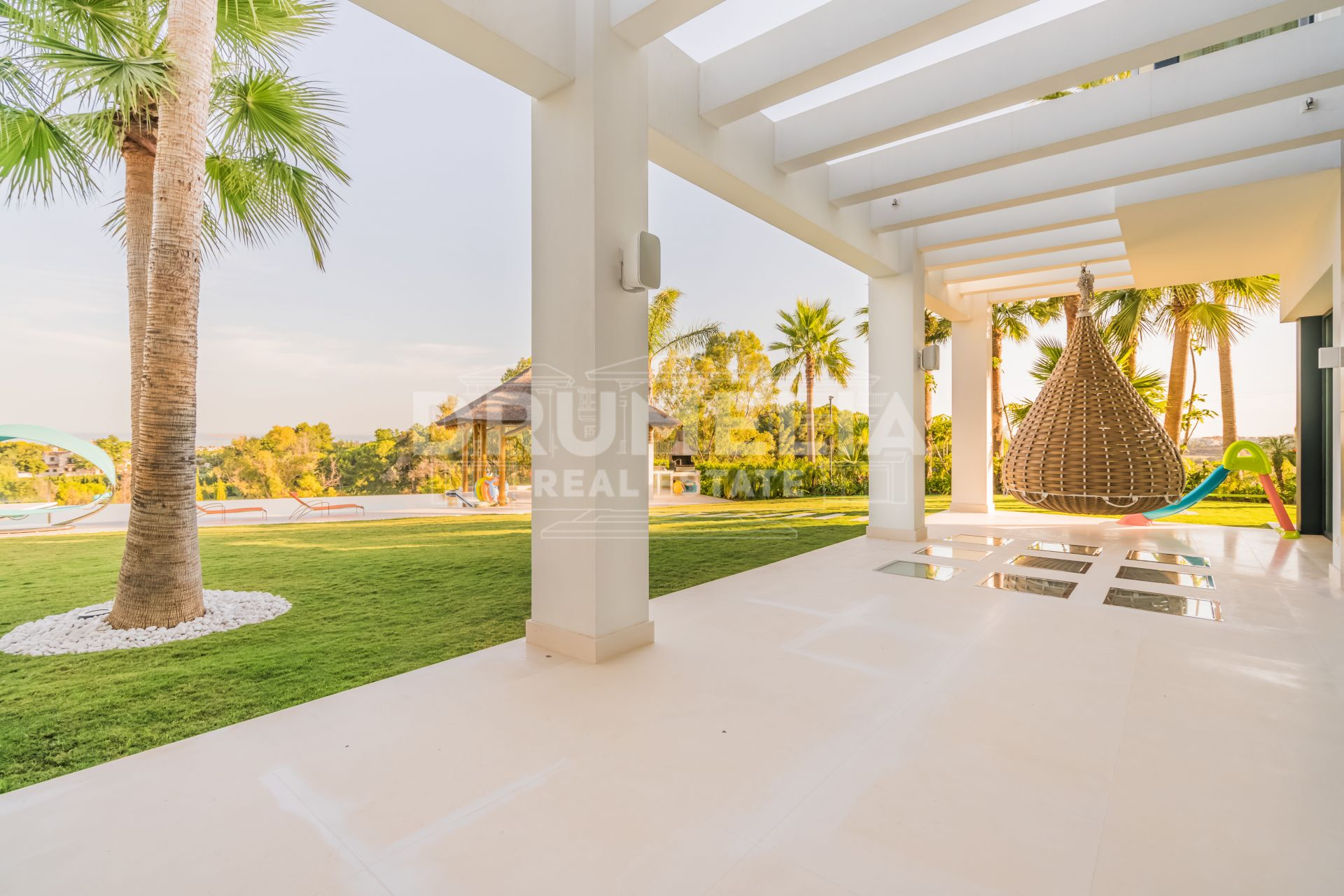 Villa en Los Flamingos Golf, Benahavis