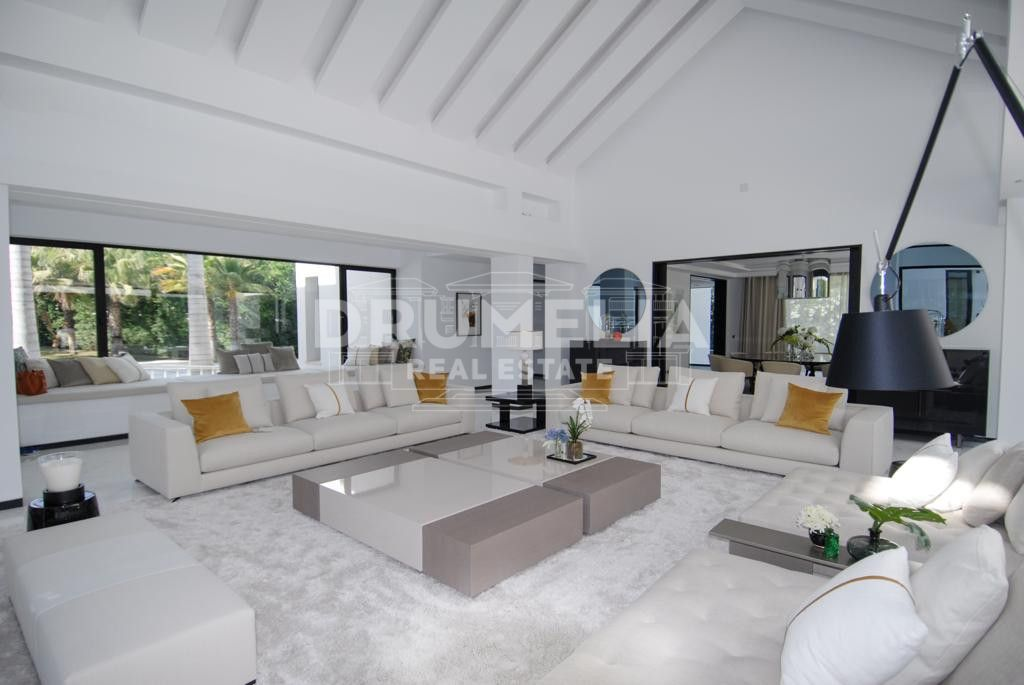 San Pedro de Alcantara, Luxury villa close to the beach and Golf Course, Guadalmina Baja, San Pedro de Alcantara, Marbella