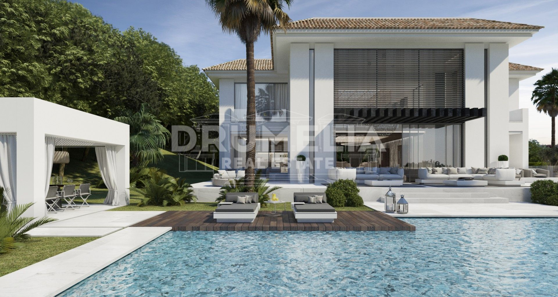 Benahavis, Extraordinary Designer State of Art Modern Luxury Villa, El Madroñal, Benahavis