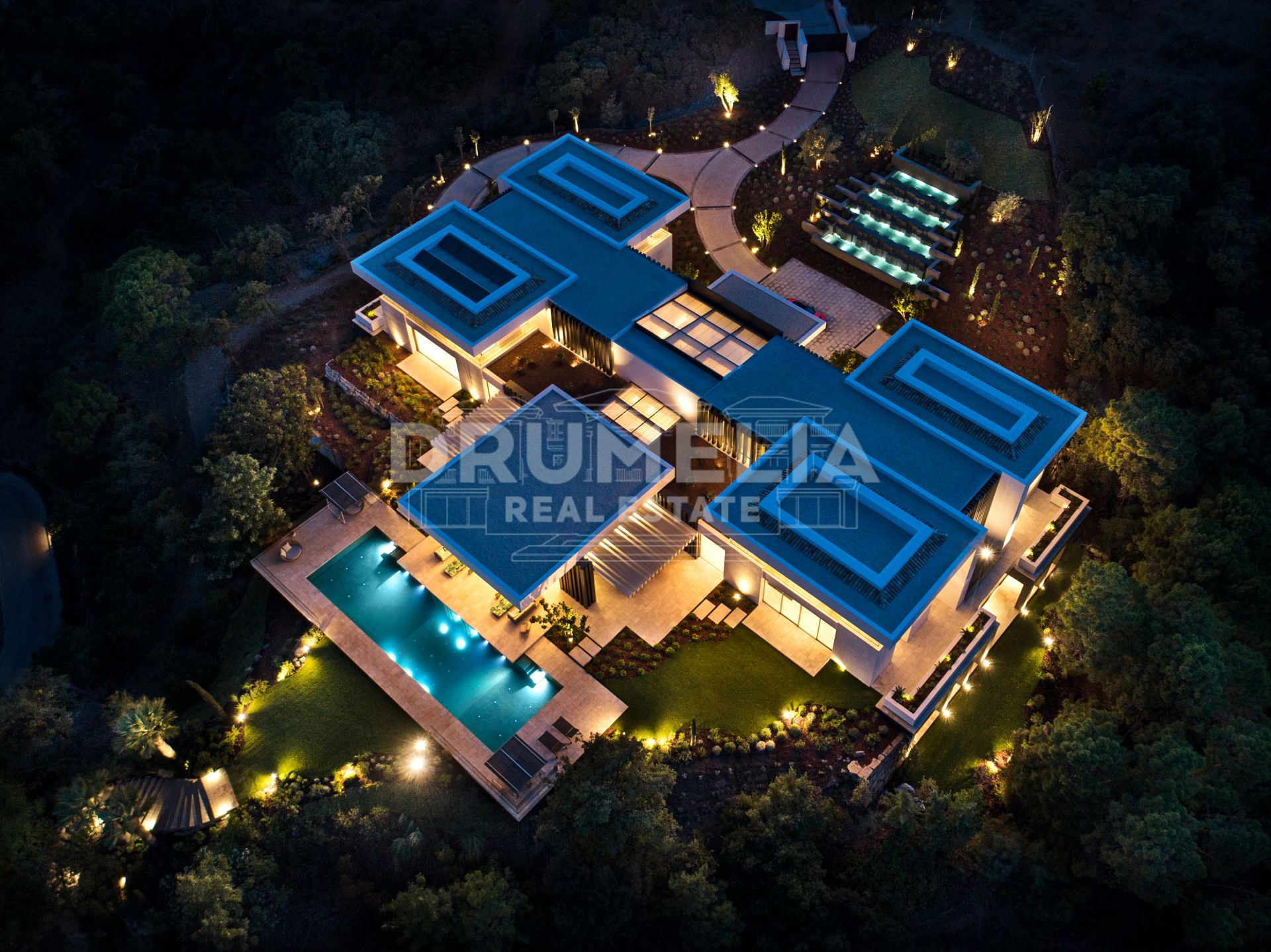 Benahavis, Absolutely Unique New Magnificent Modern Luxury Villa, Zagaleta, Benahavis