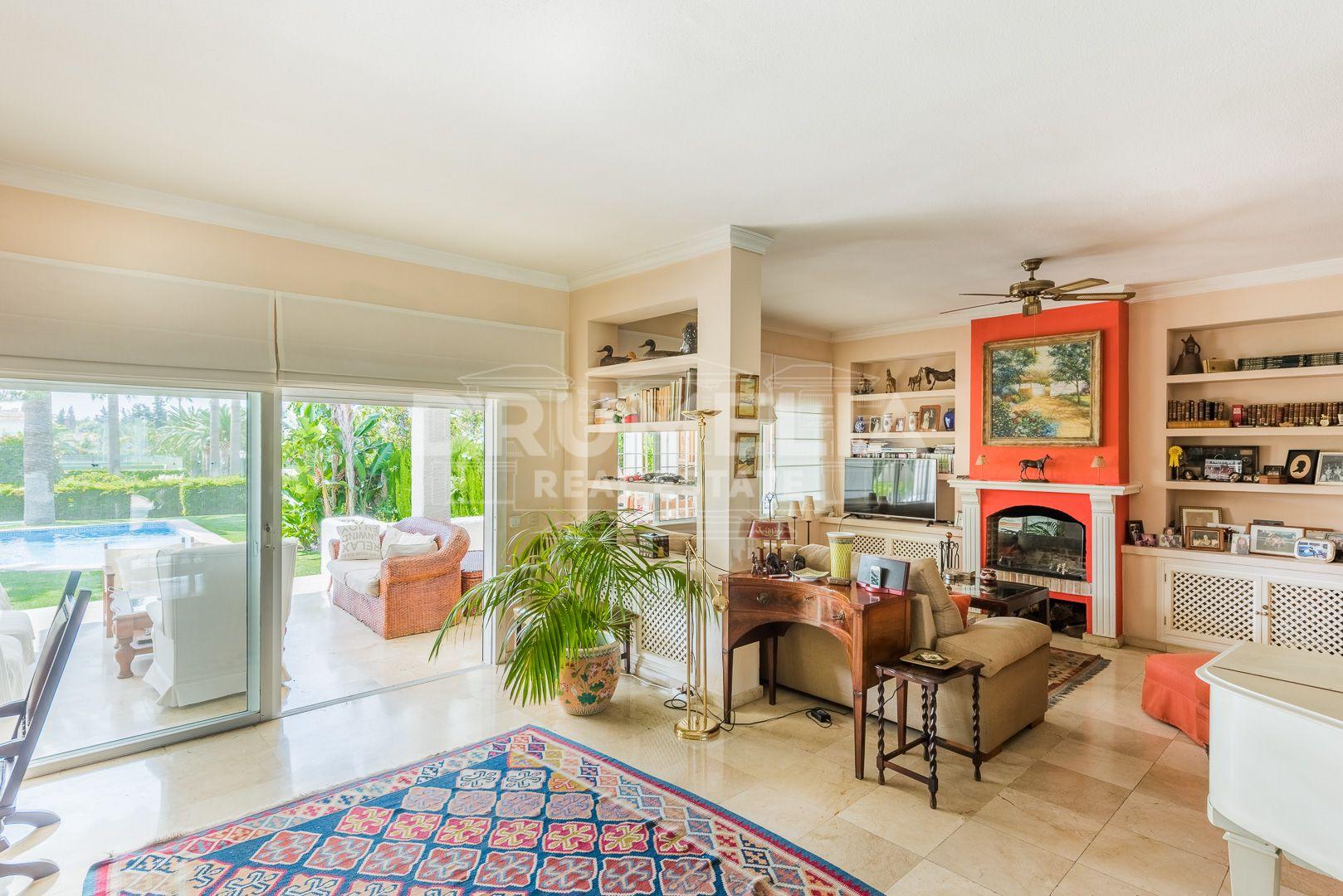 Semi Detached Wonderful House In Guadalmina Baja San Pedro De  # Muebles Haus San Pedro