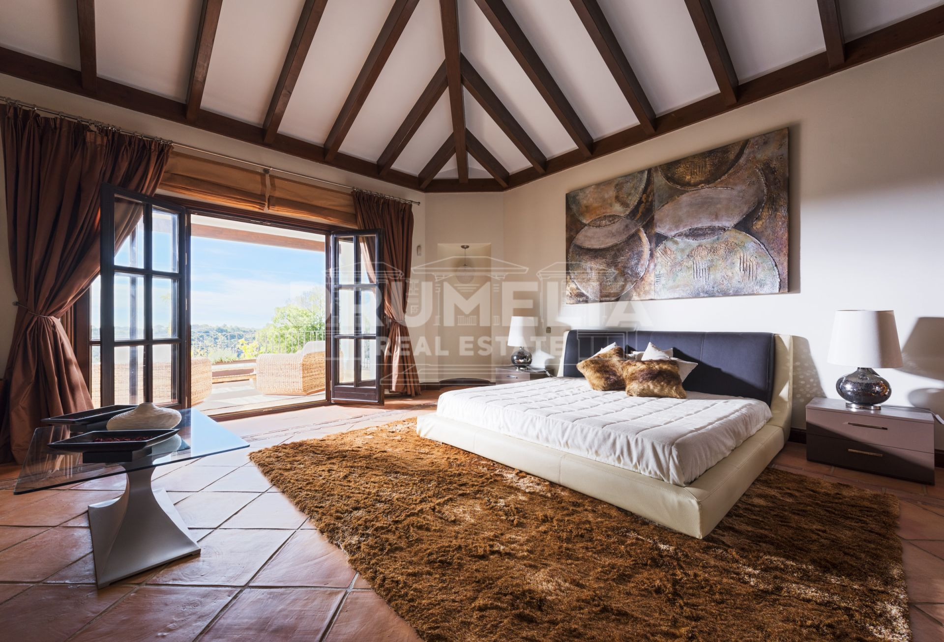 Benahavis, Superb Luxury Villa La Zagaleta Golf & Country Club, Benahavis