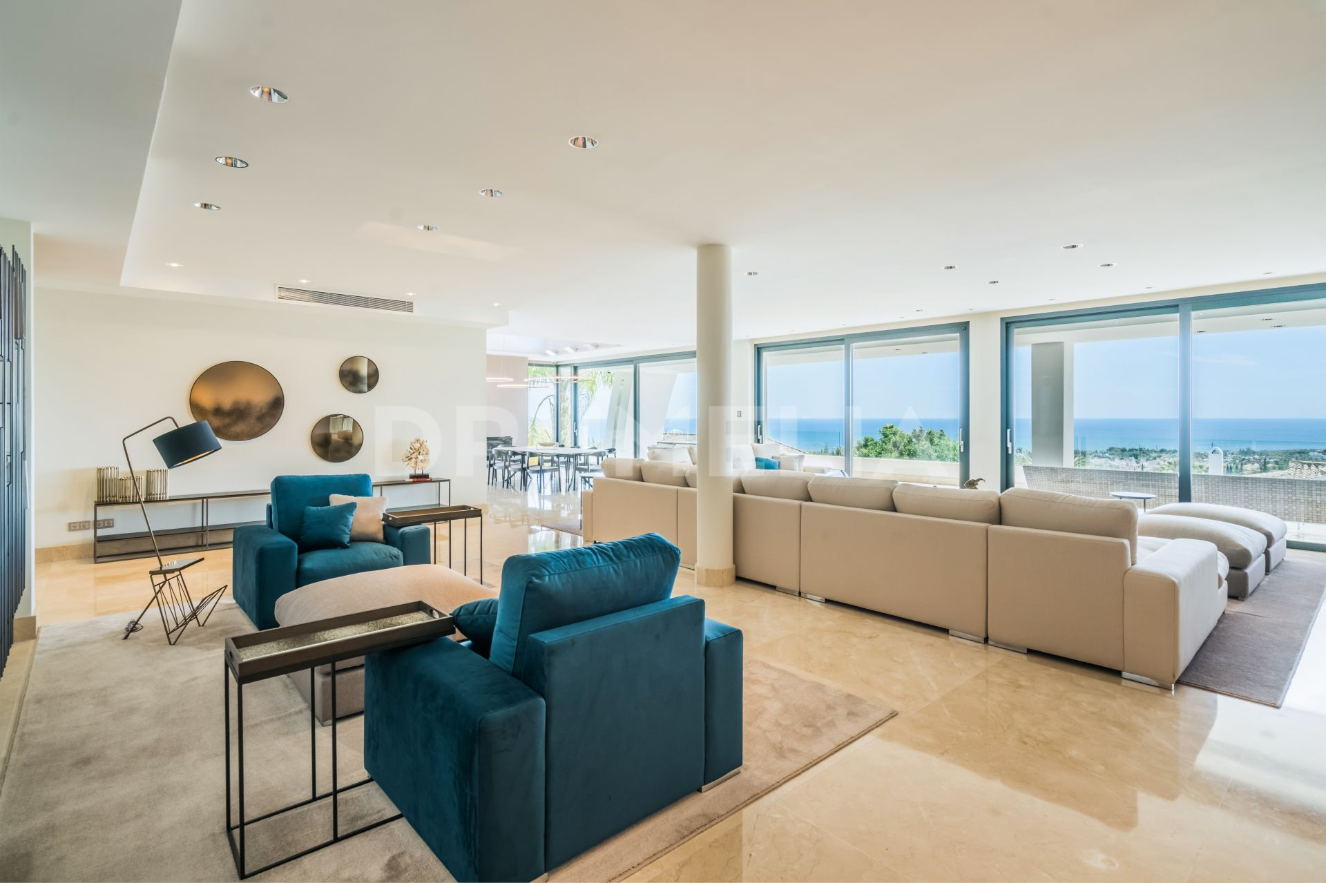 Duplex Penthouse for sale in Reserva de Sierra Blanca, Marbella Golden Mile