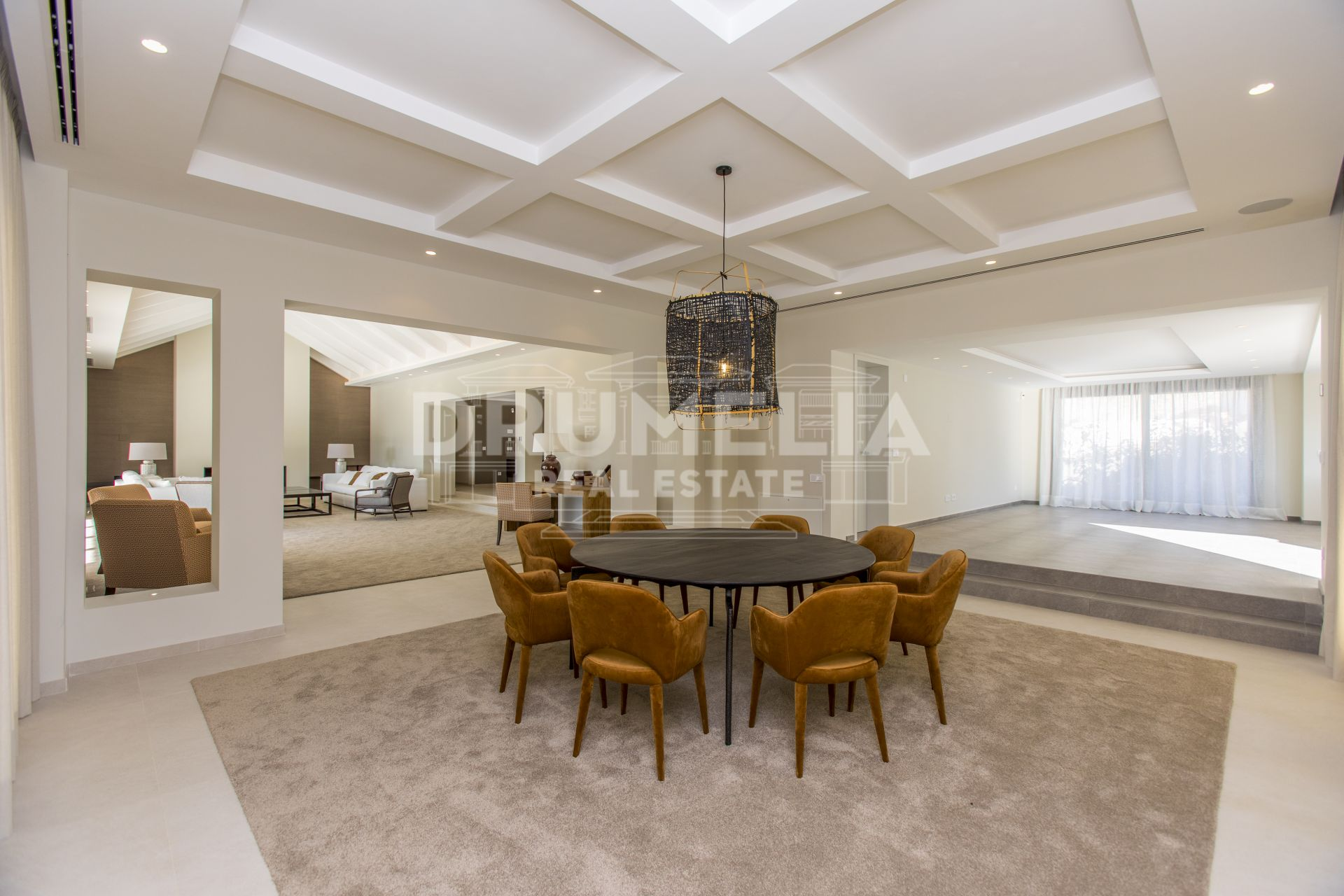Marbella Golden Mile, Exceptional Brand New Villa in Rocio de Nagüeles, Marbella Golden Mile