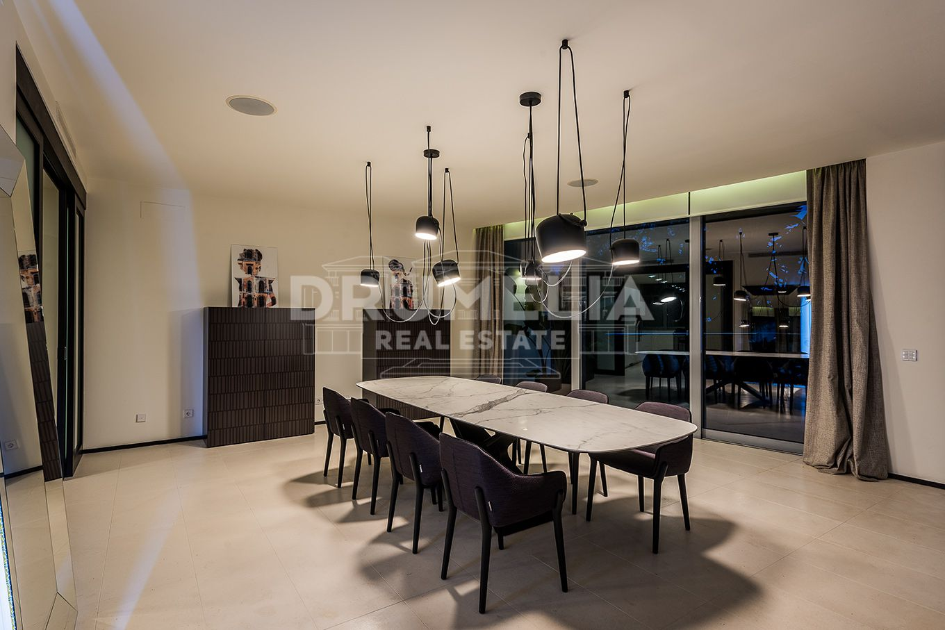 Marbella Golden Mile, Amazing Modern Luxury Town House, Marbella