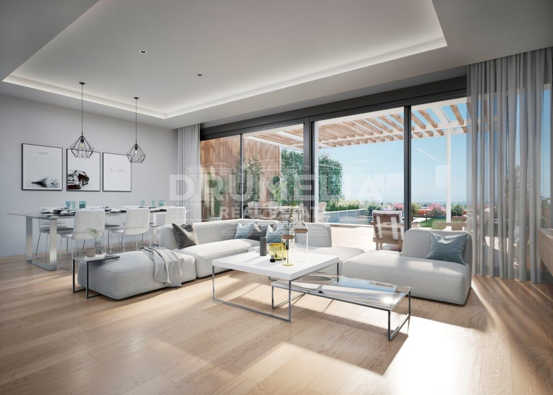 Marbella, New Exclusive Contemporary Townhouse, Marbella