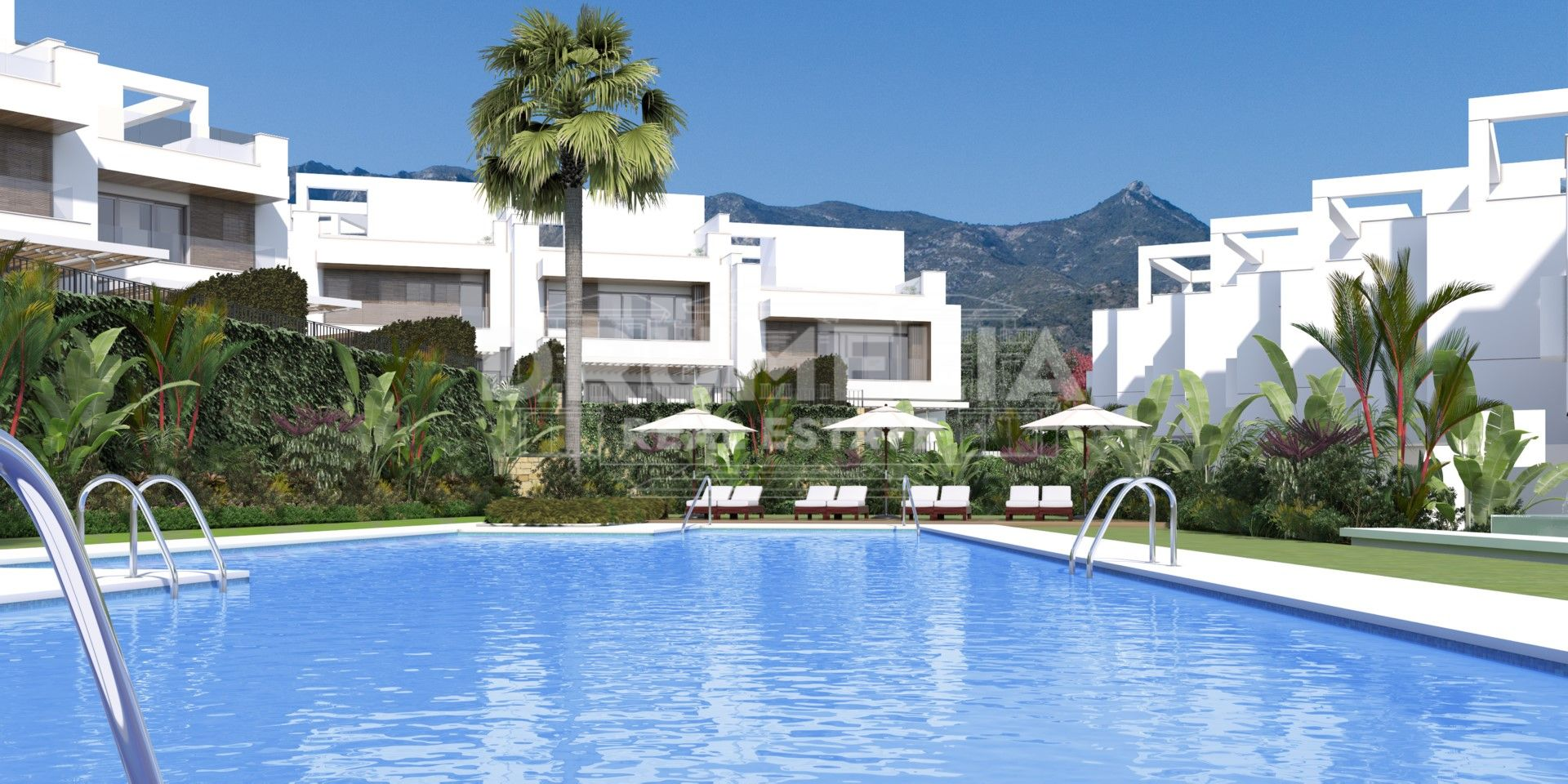 Marbella, Brand-New Magnificent Contemporary Villa, Marbella (Marbella)