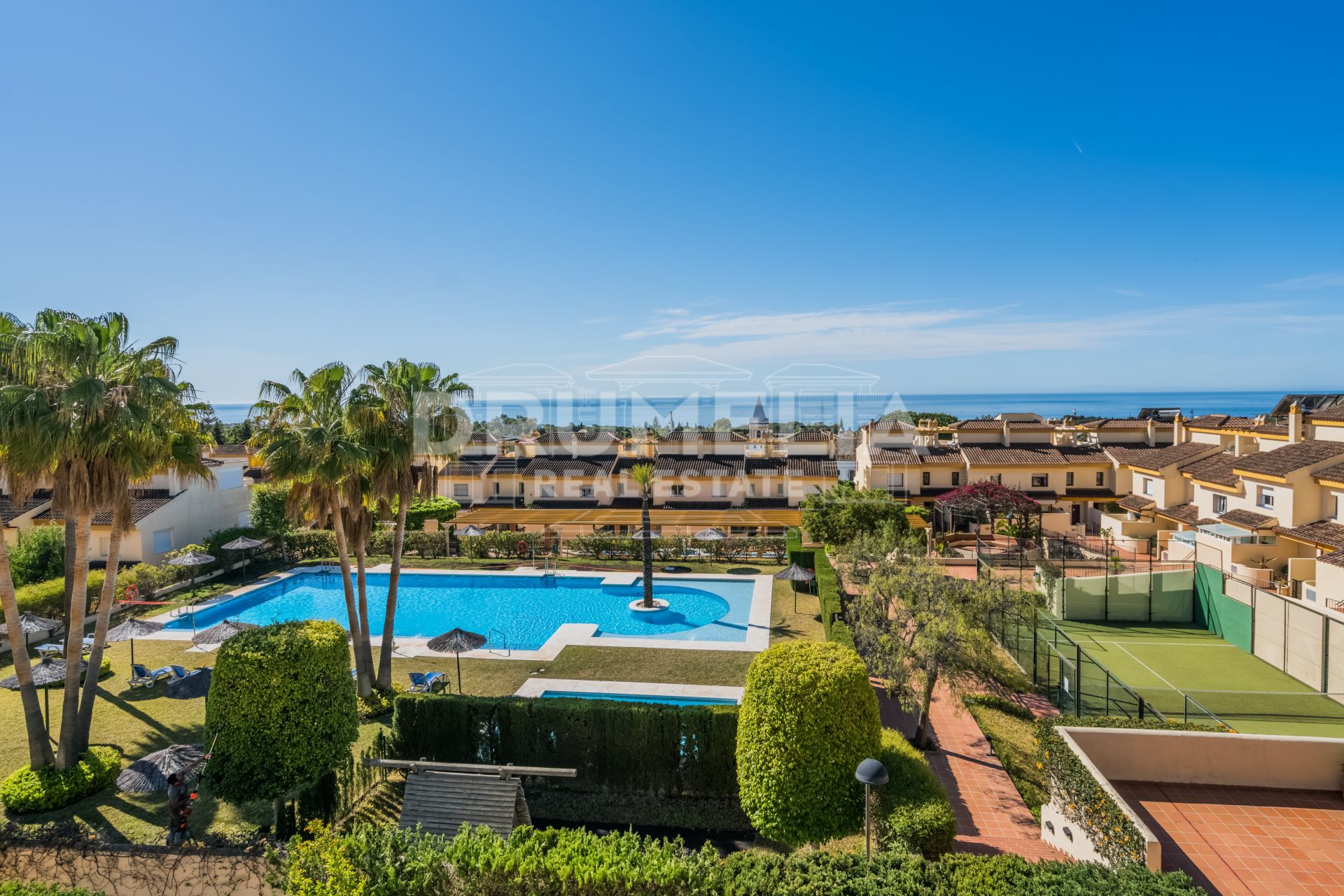 Marbella Golden Mile, Fabulous Townhouse with Sea Views, Corona de Nagüeles, Marbella Golden Mile, Marbella
