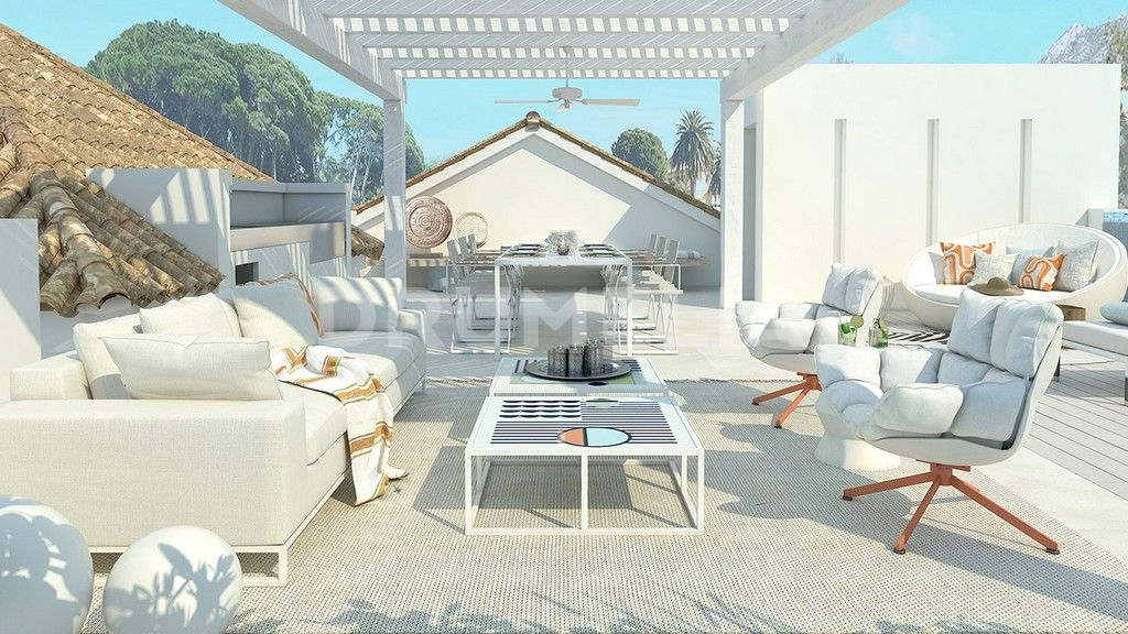 Ground Floor Duplex in Marbella Club Hills, Benahavis