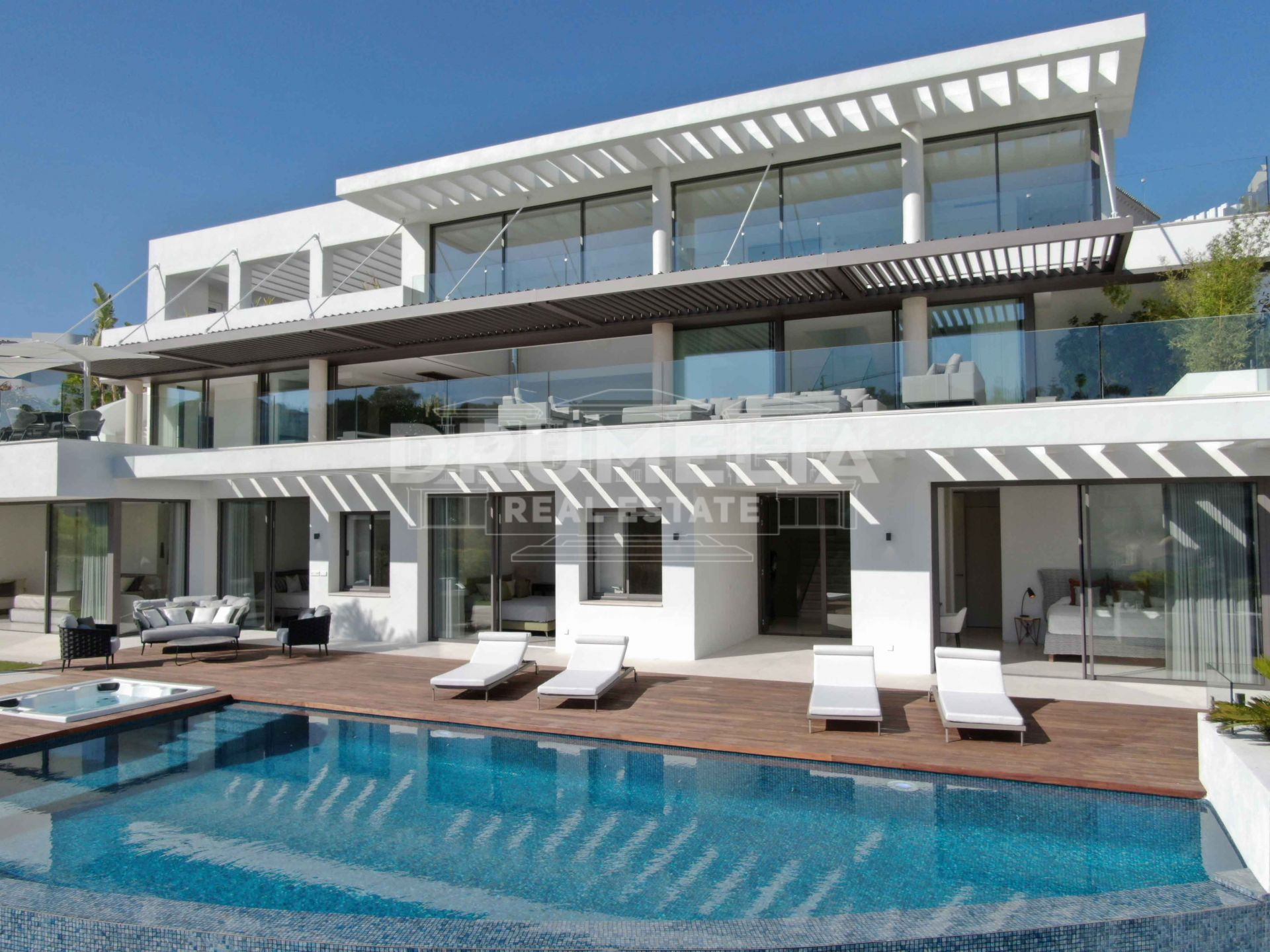 Benahavis, Brand New State-of- Art Luxury Villa, La Quinta, Benahavis