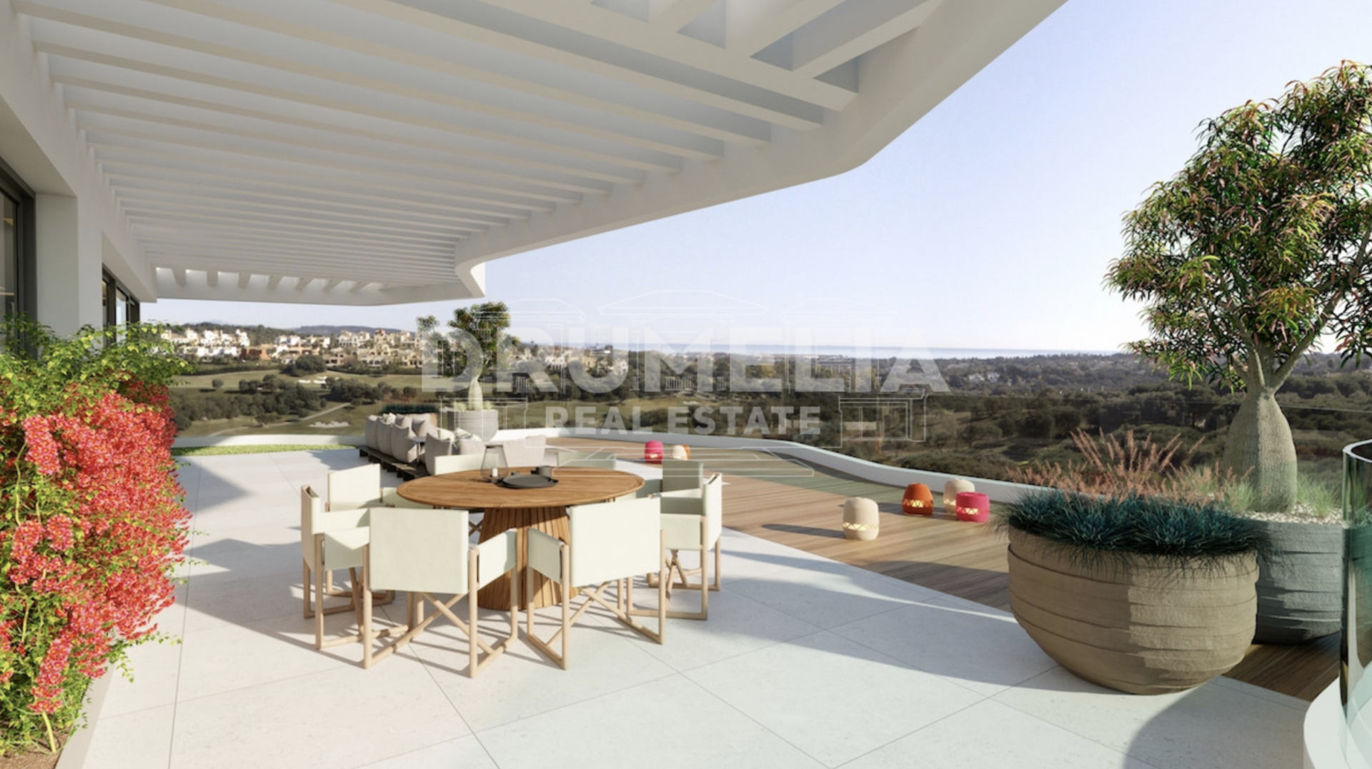 Sotogrande, Absolutely Stunning Penthouse, Sotogrande Alto
