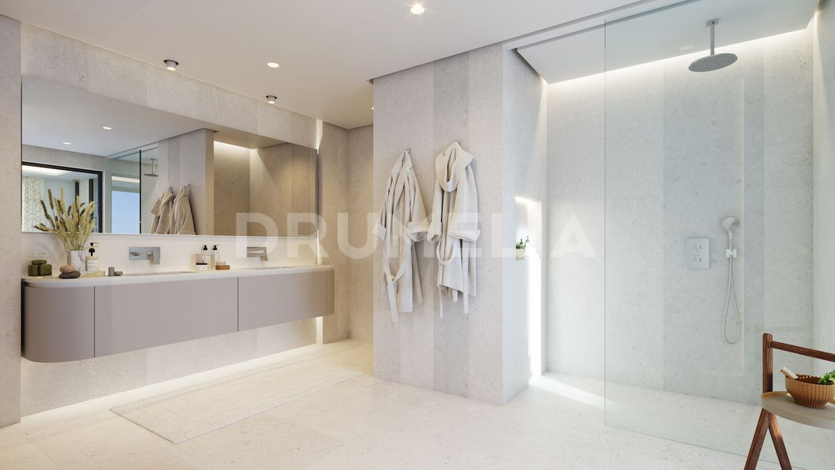 Sotogrande, Unique Brand-New Modern Luxury Ground Floor Apartment, Sotogrande Alto