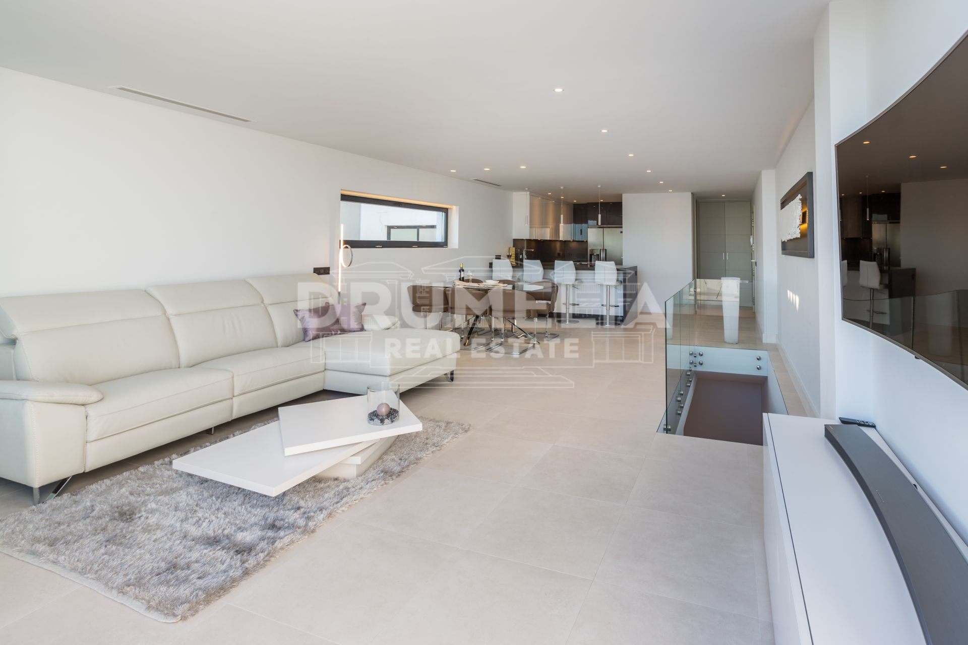 Marbella - Puerto Banus, Unique High-end Contemporary Duplex Penthouse, Marbella - Puerto Banus, Marbella