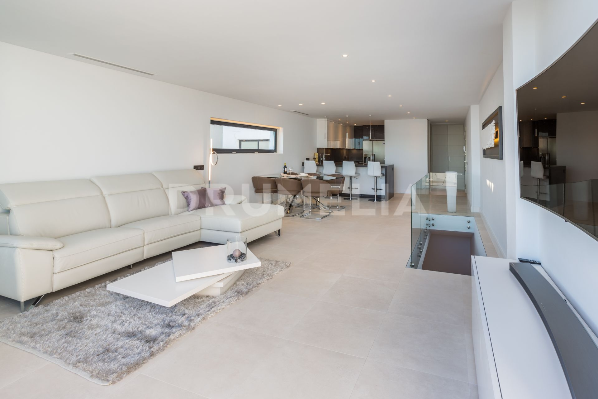 Marbella - Puerto Banus, Unique High-end Contemporary Duplex Penthouse, Marbella - Puerto Banus