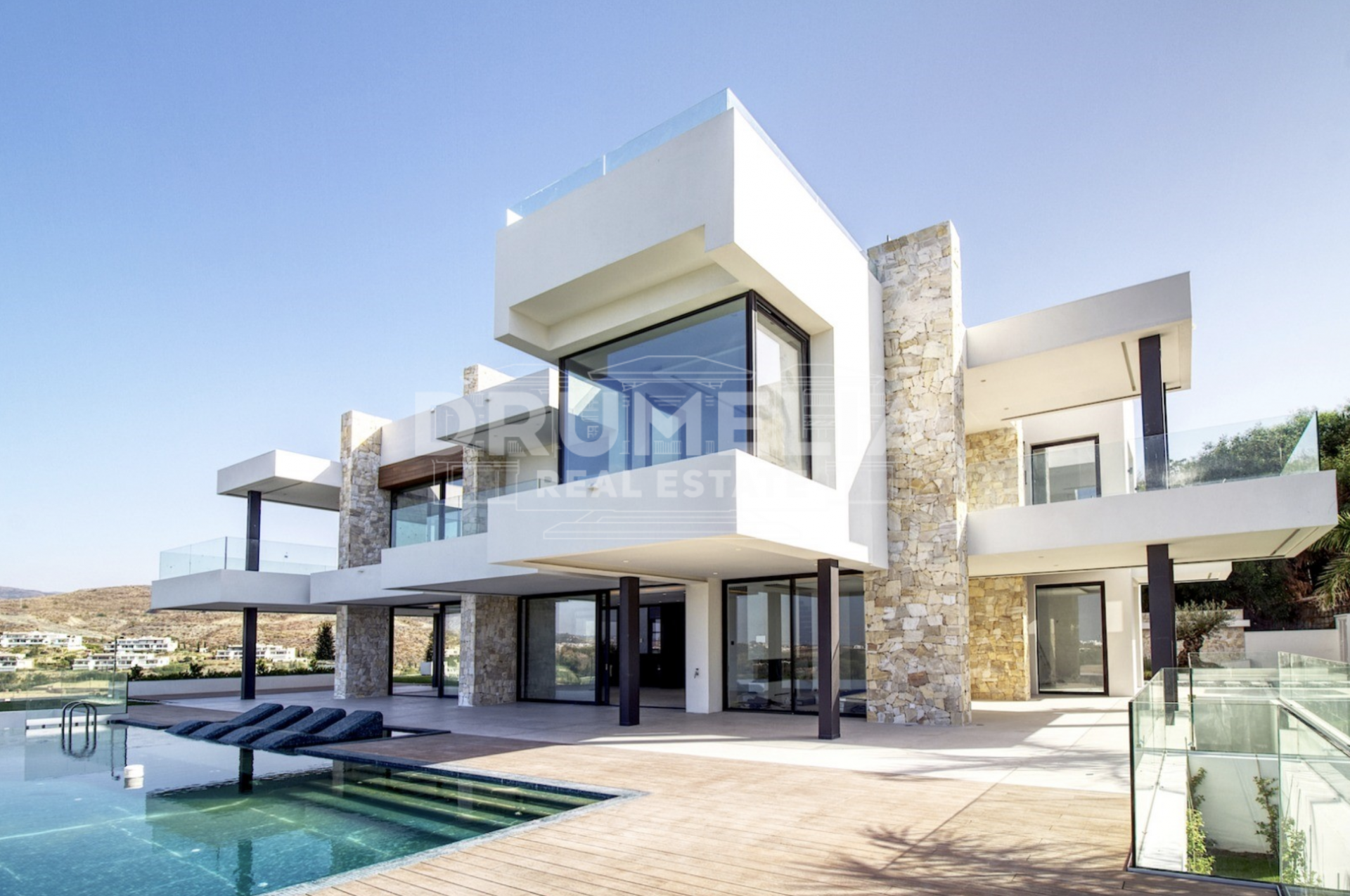 Benahavis, Brand-New Stunning State-of-Art Modern Grand Villa, Los Flamingos, Benahavis