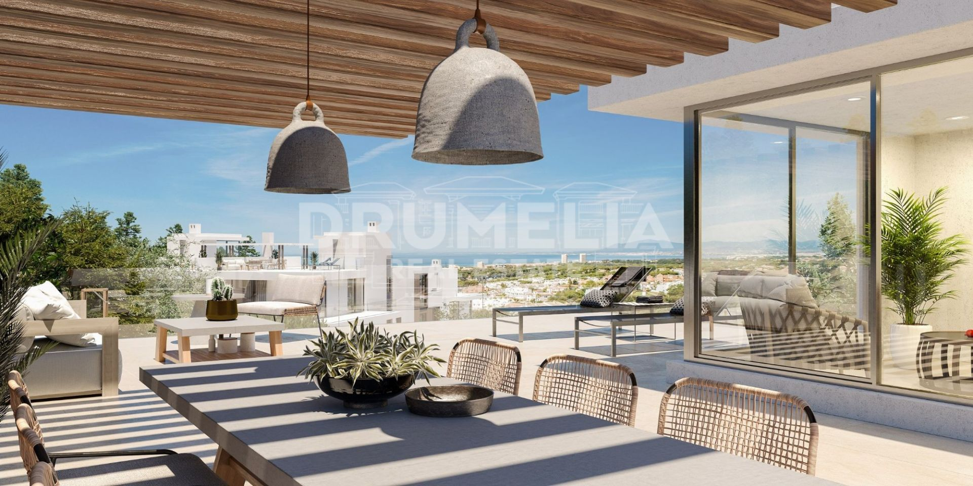 Marbella East, Marvellous New Modern Luxury Penthouse, Cabopino, Marbella East (Marbella)