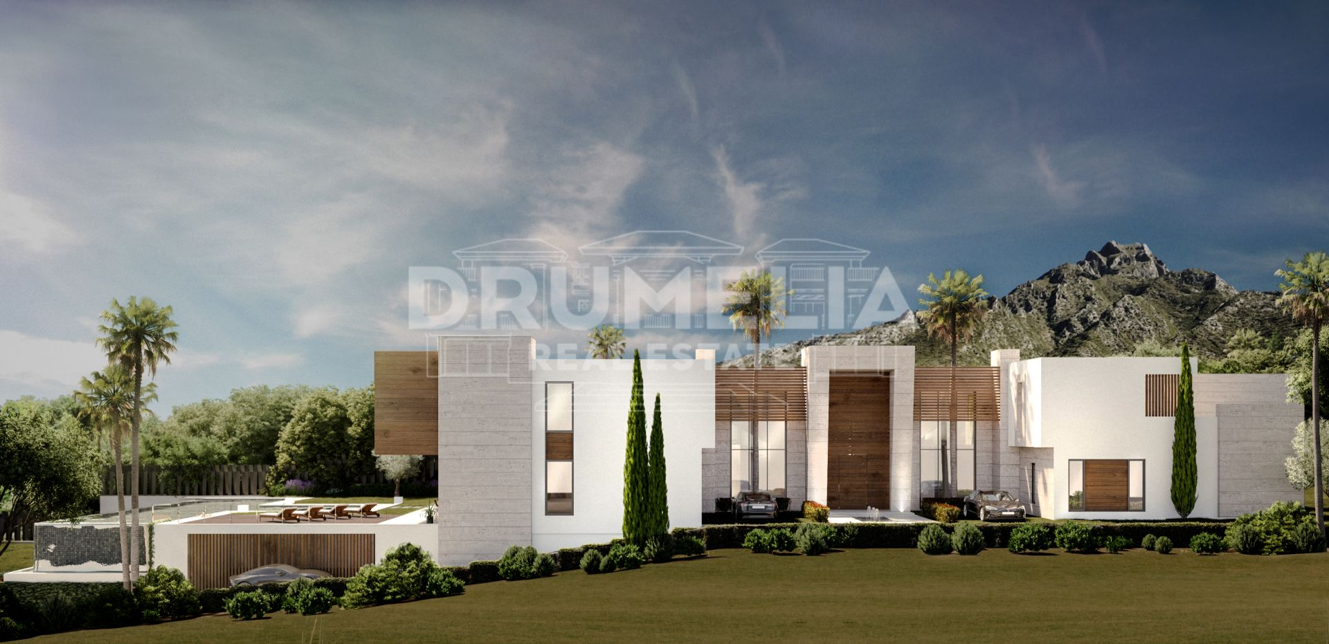 Marbella Golden Mile, Exclusive Plot with Stunning Panoramic Views, Cascada de Camojan, Marbella Golden Mile (Marbella)