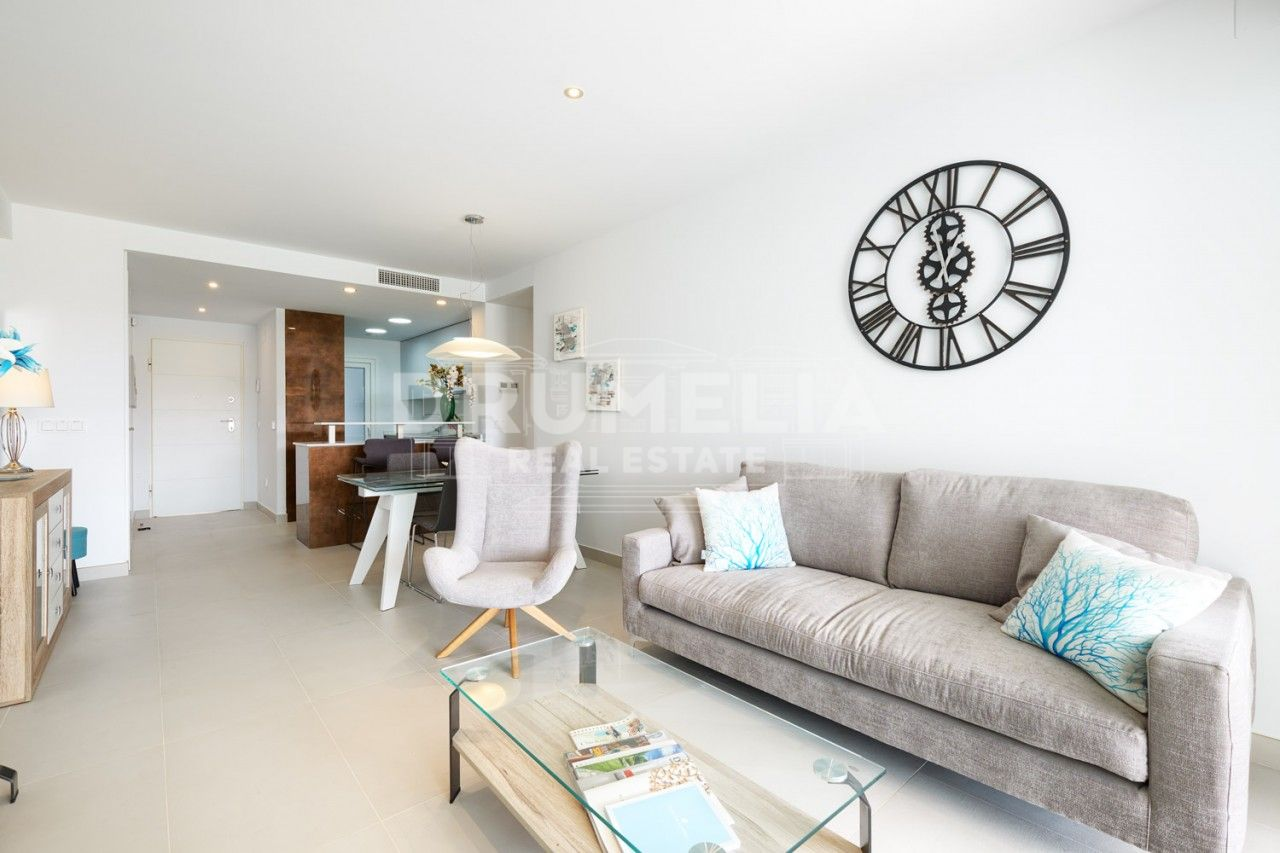 Estepona, Fabulous New Modern Ground Floor Apartment, Cancelada, New Golden Mile, Estepona