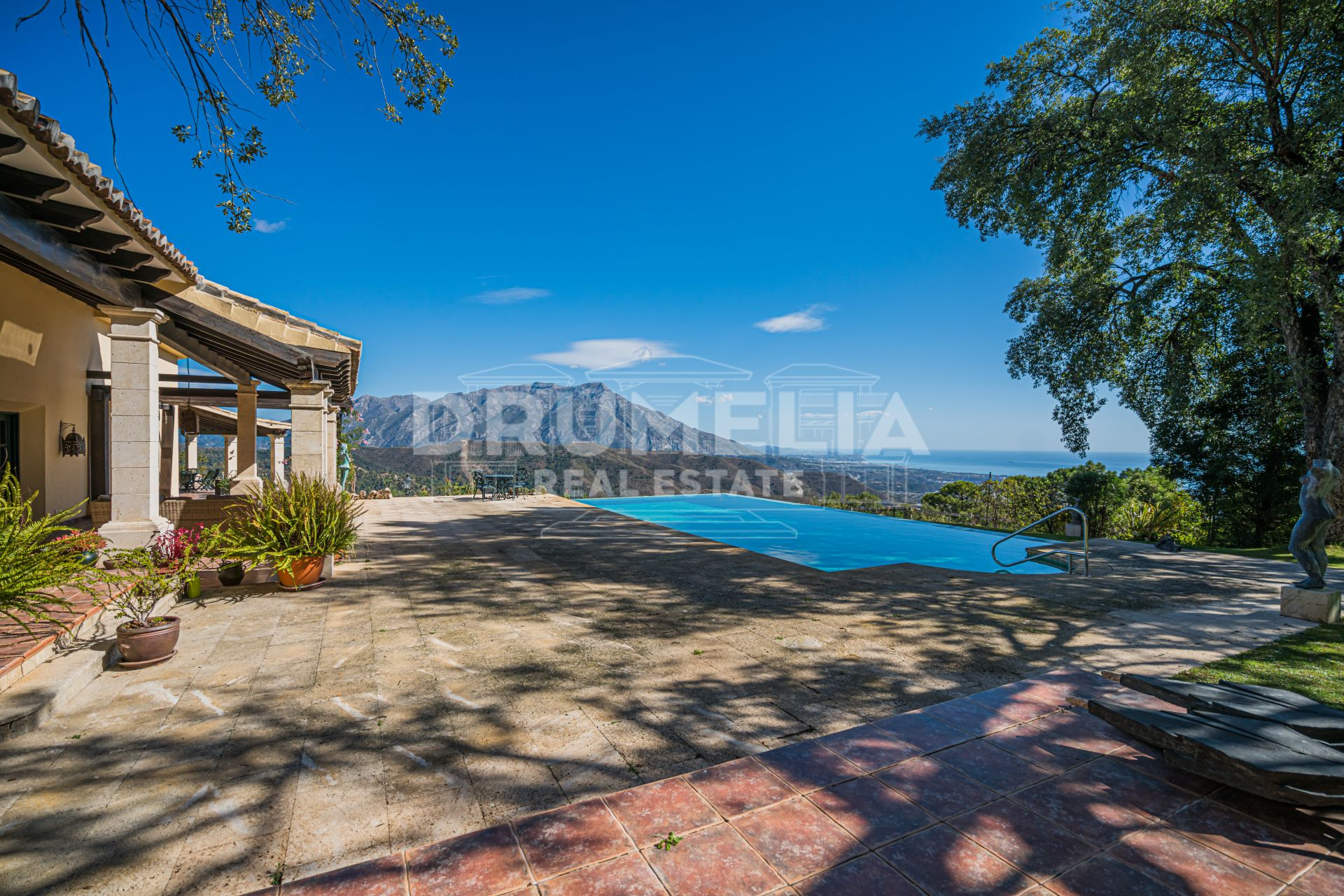 Benahavis, Stunning Rustic-Chic Luxury Villa, La Zagaleta Golf & Country Club, Benahavis
