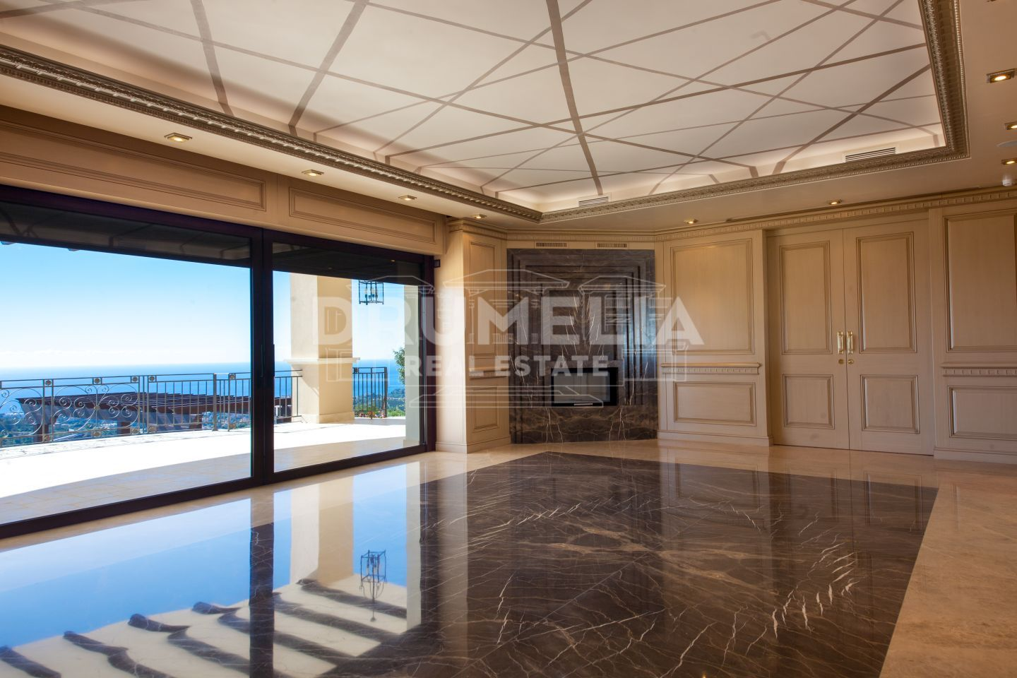 Marbella East, Brand-new Exquisite Luxury Villa with Panoramic Views, Los Altos de los Monteros, Marbella East (Marbella)