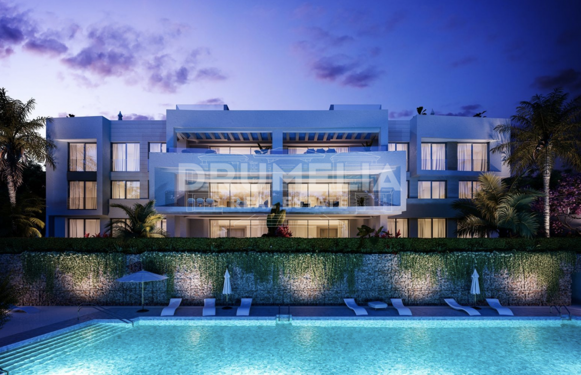 Marbella East, Frontline Golf Duplex Penthouse (Project), Santa Clara Golf, Marbella East