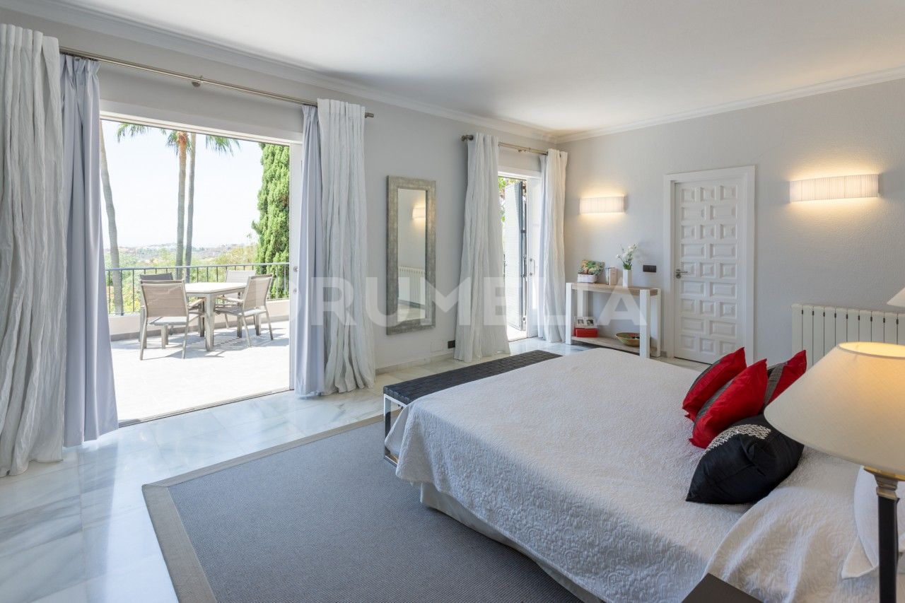 Benahavis, Beautiful Modern Mediterranean Luxury Villa with Character, Benahavis