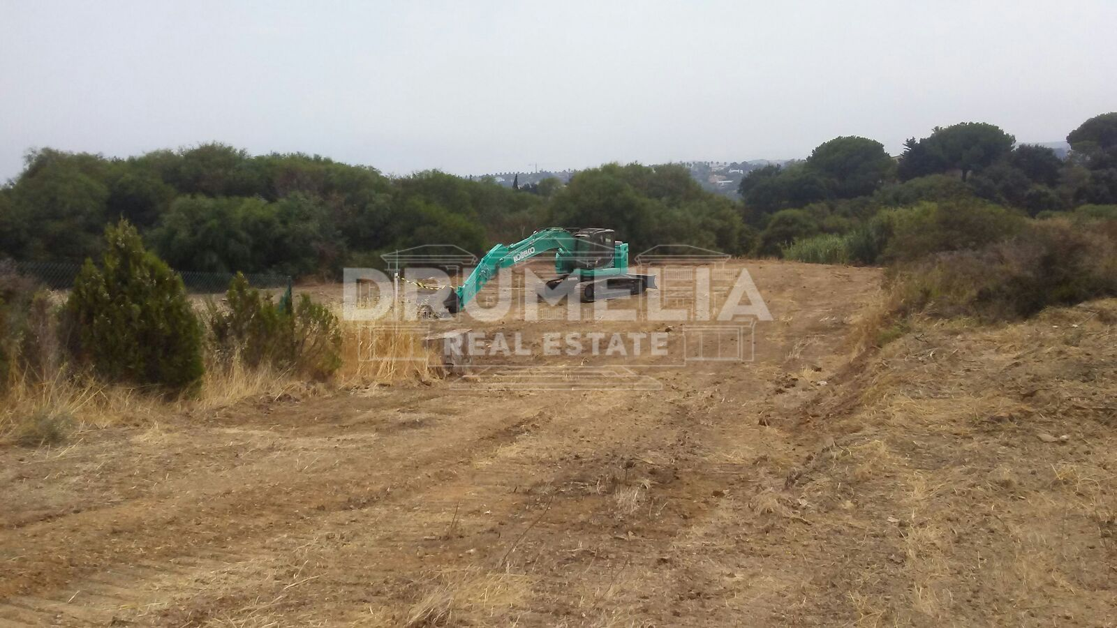 Sotogrande, Splendid Plot in La Reserva Club, Sotogrande