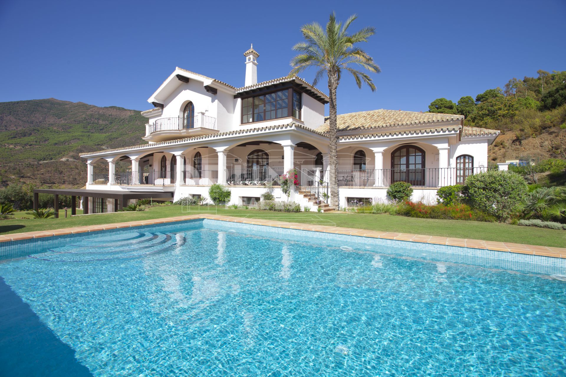 Benahavis, Exquisite Luxury Mansion, La Zagaleta Golf & Country Club, Benahavis.