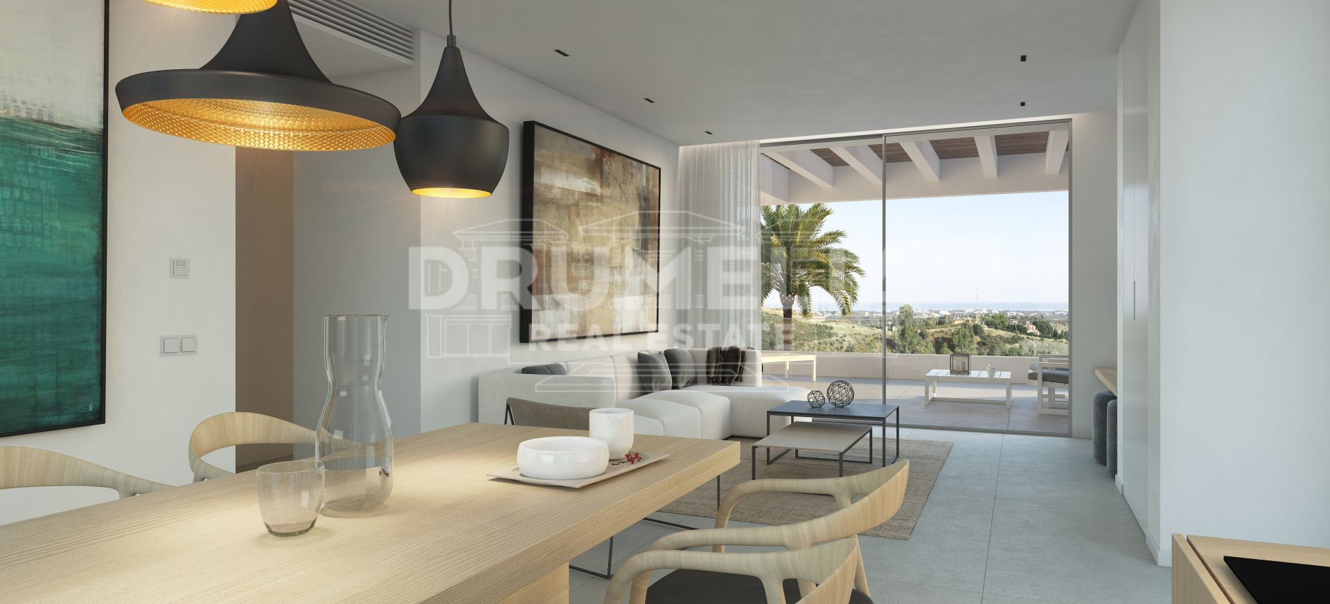 Benahavis, Stunning New Modern Luxury Penthouse, Benahavis