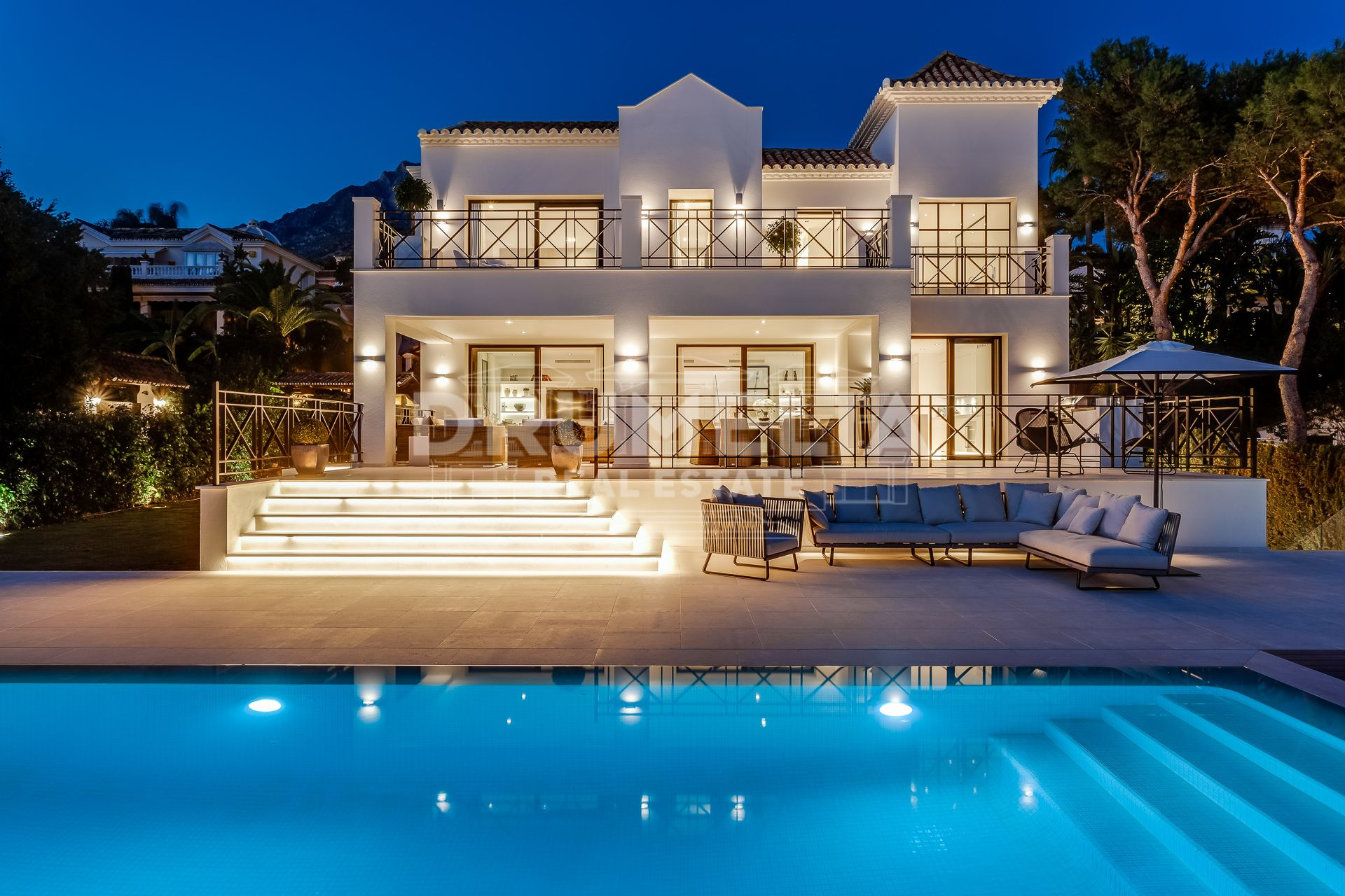 Marbella Golden Mile, State-of- Art Modern Luxury Villa, Sierra Blanca, Marbella Golden Mile (Marbella)