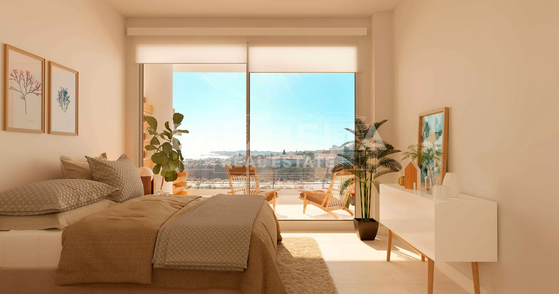 Benalmadena, New Fascinating Modern Luxury Apartment, La Capellania, Benalmadena / Fuengirola