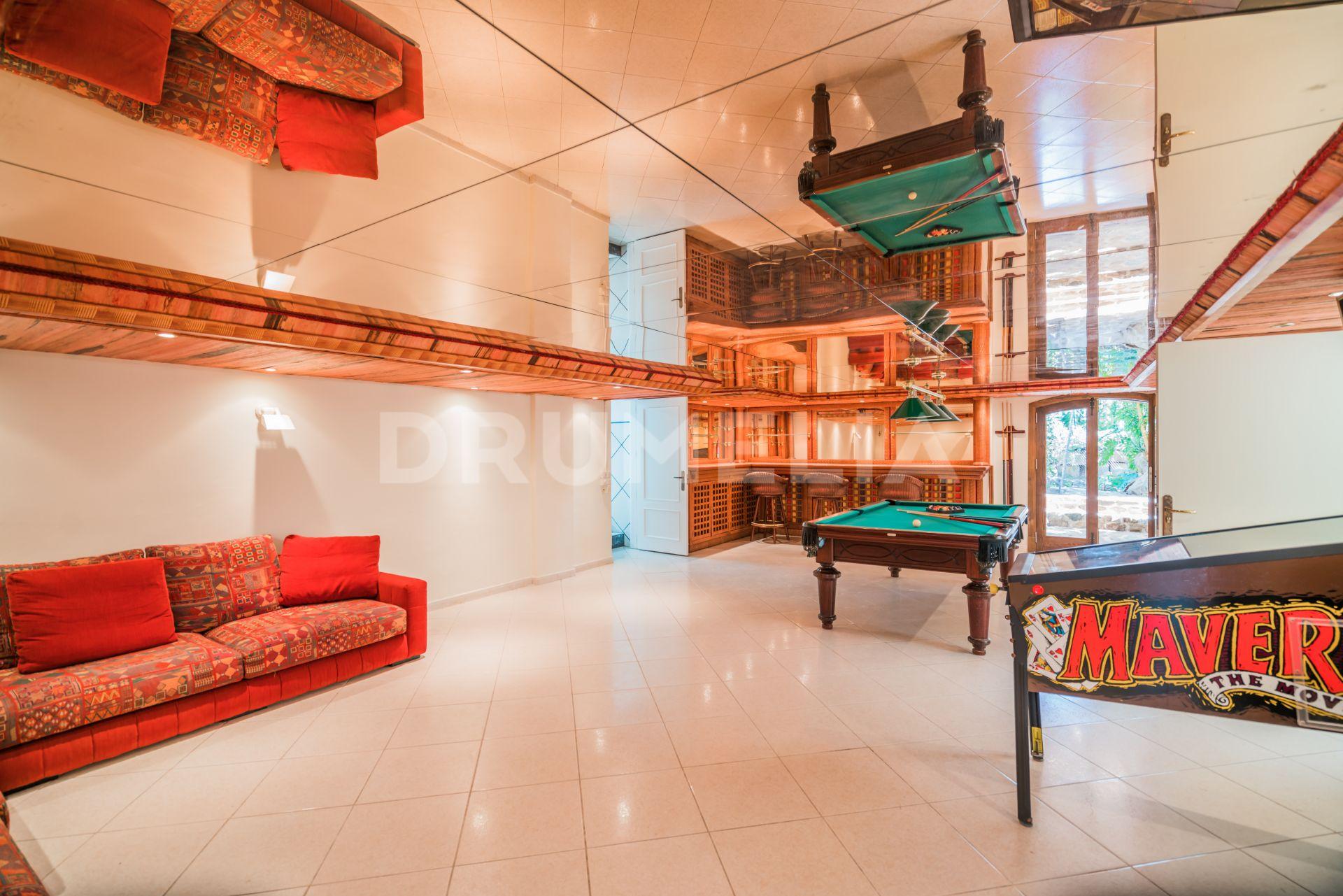 Stunning Modern Mediterranean Luxury Mansion Sierra Blanca